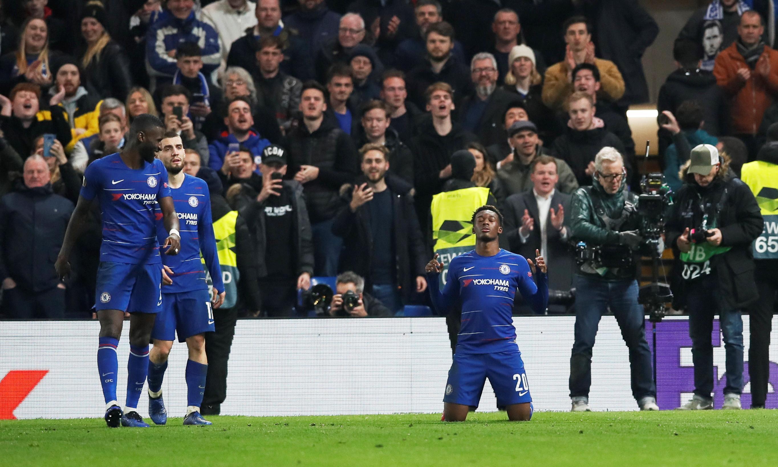 Callum Hudson-Odoi seals comfortable win for Chelsea over Malmö
