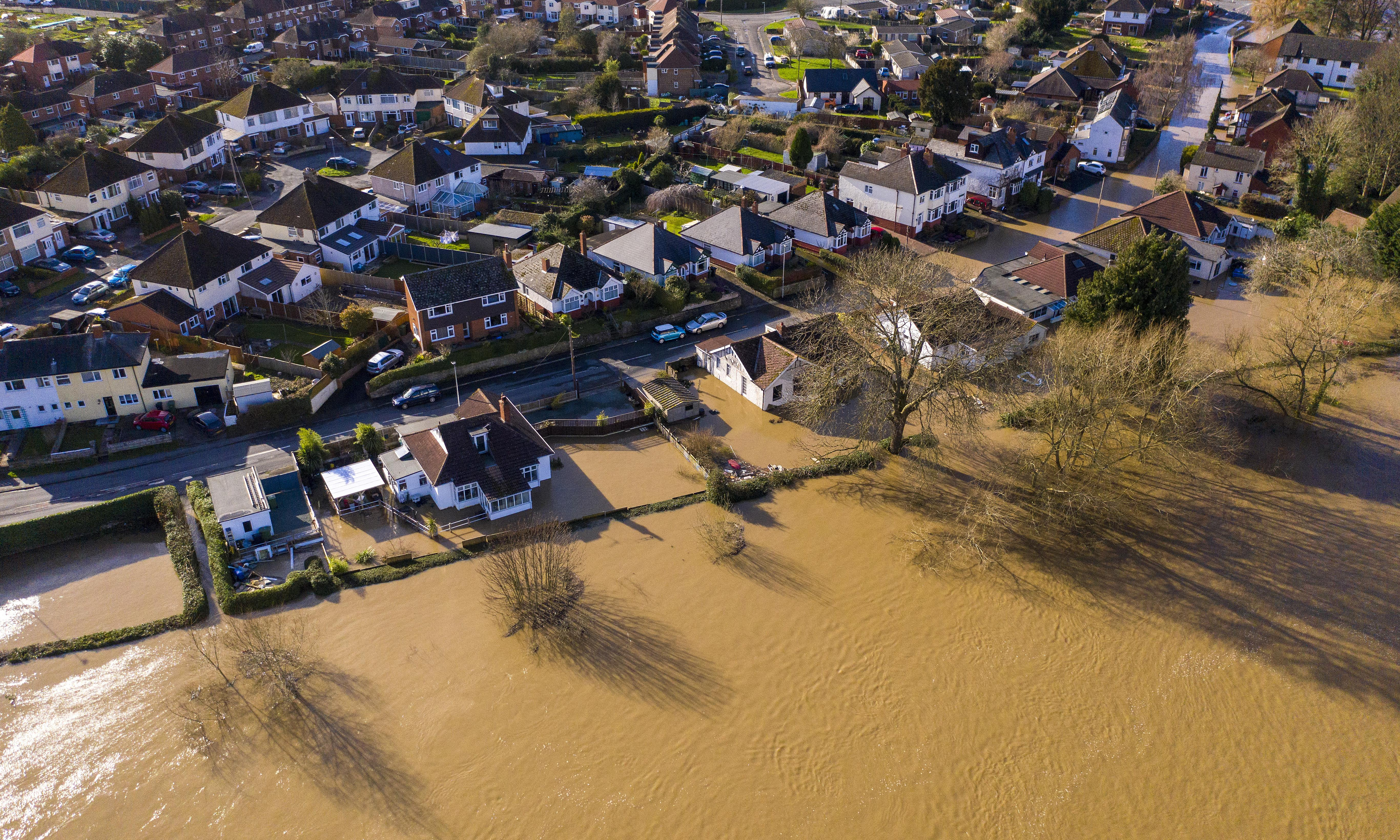 Why we must put flood defences before Johnson's vanity projects