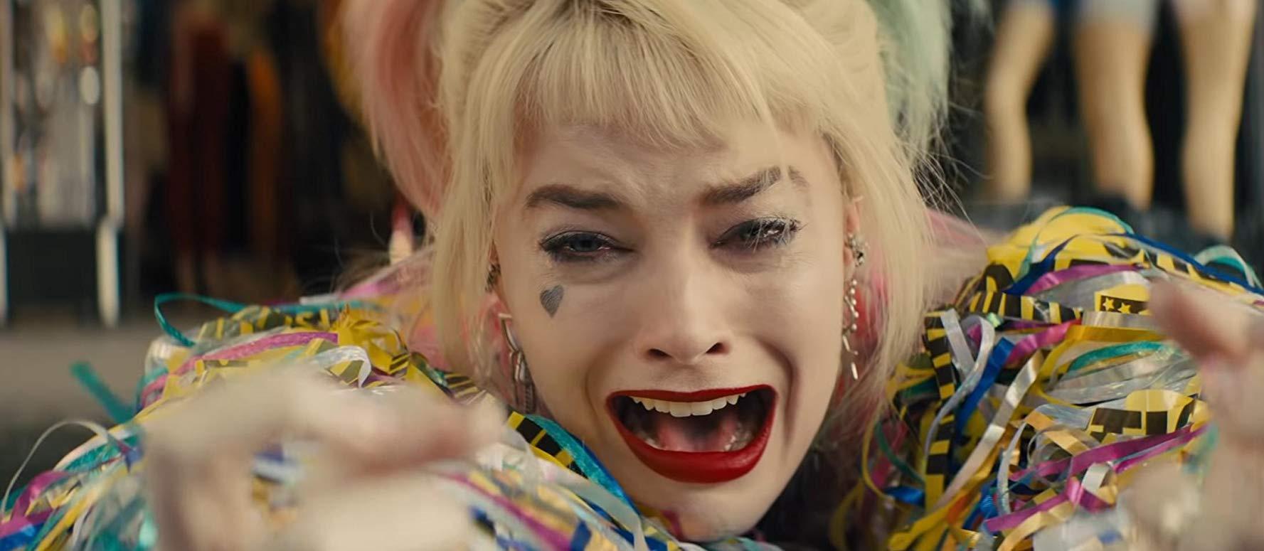 Who needs Joker? Birds of Prey puts Margot Robbie's Harley Quinn centre stage