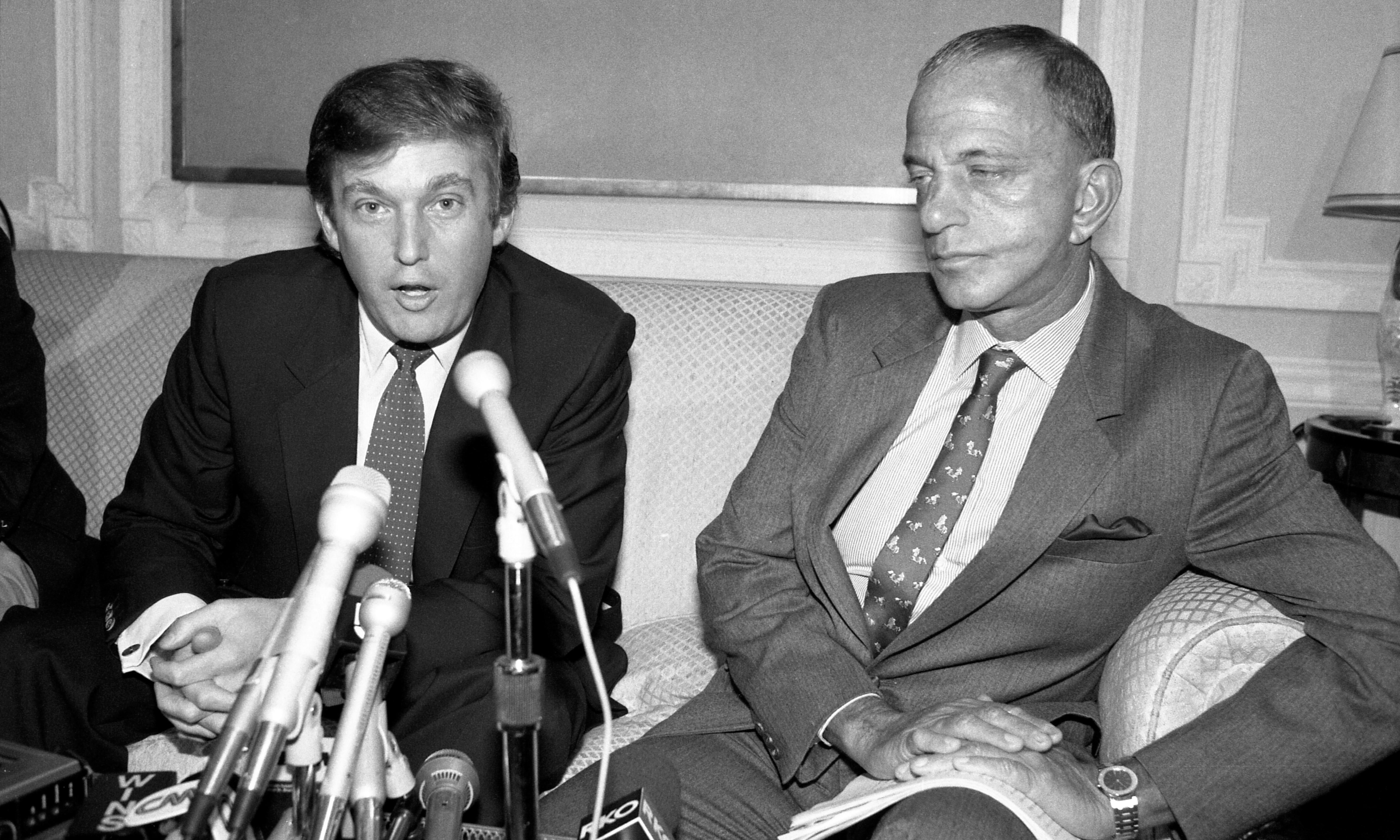 The day Donald Trump's narcissism killed the USFL