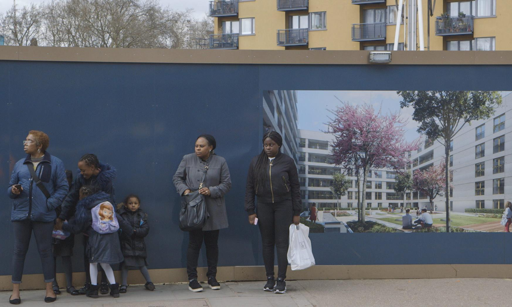 The Street review – quietly enraging portrait of Hoxton lives on the brink