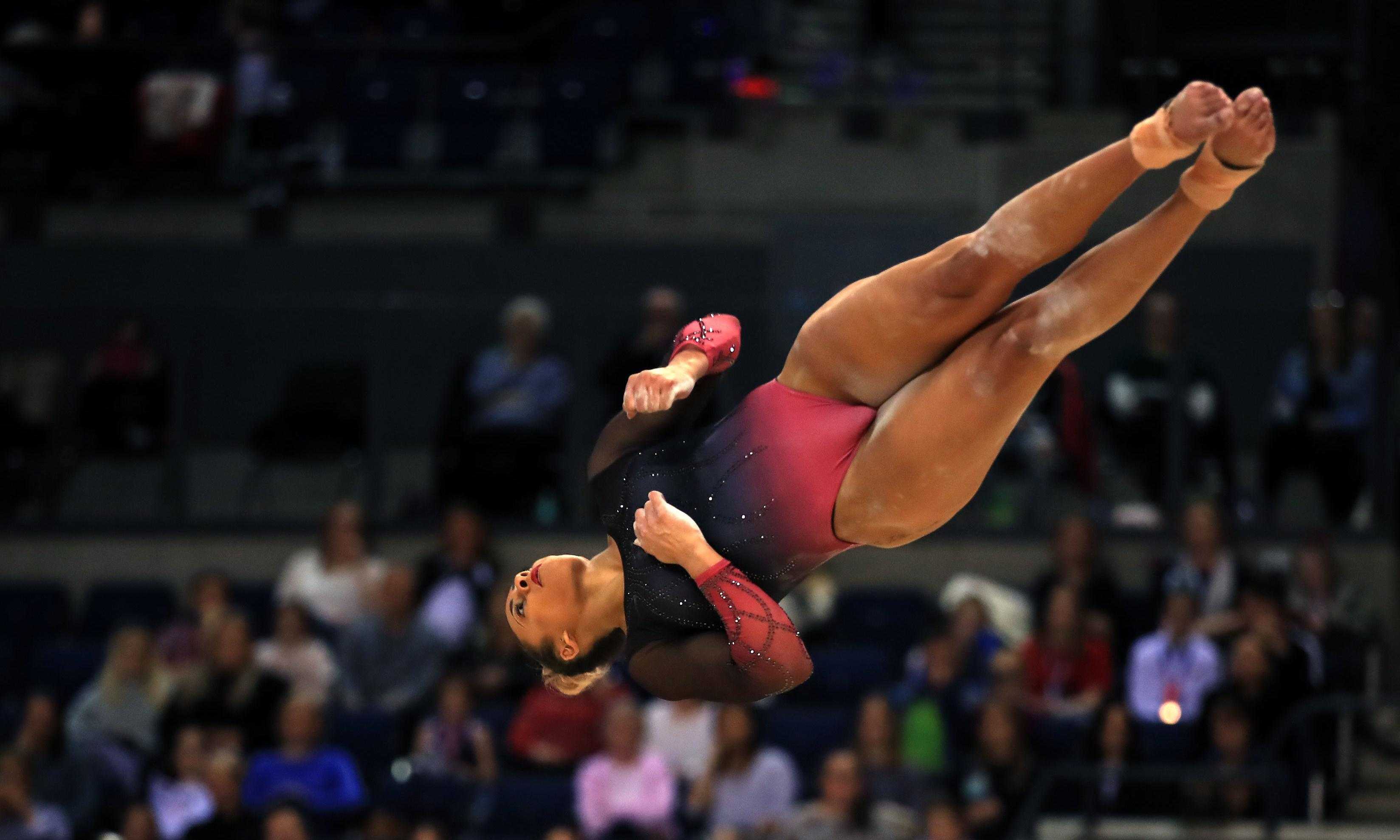 Ellie Downie: 'You realise that not many people can do what we can do'