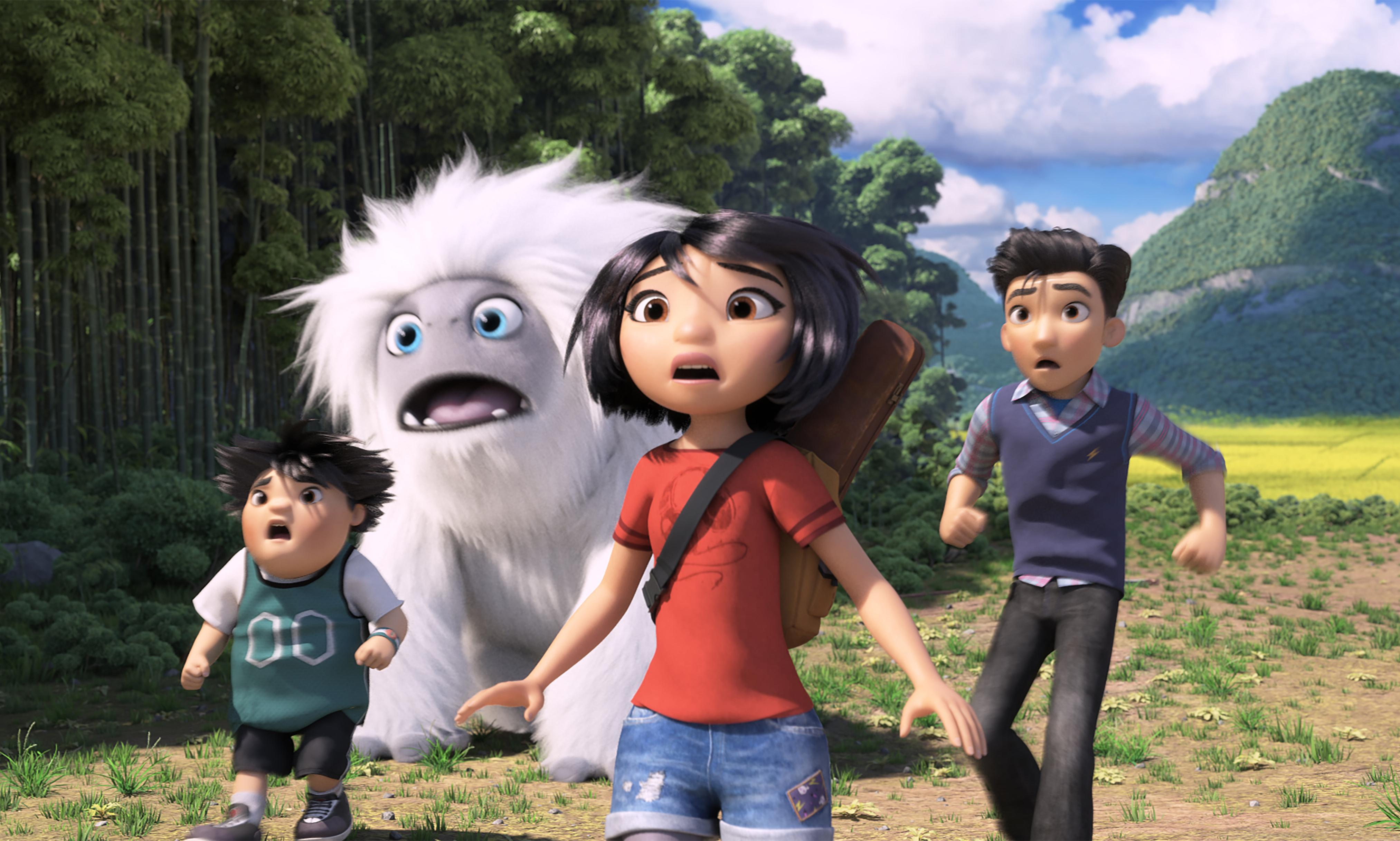 Abominable: anger grows over controversial map in Chinese children's film