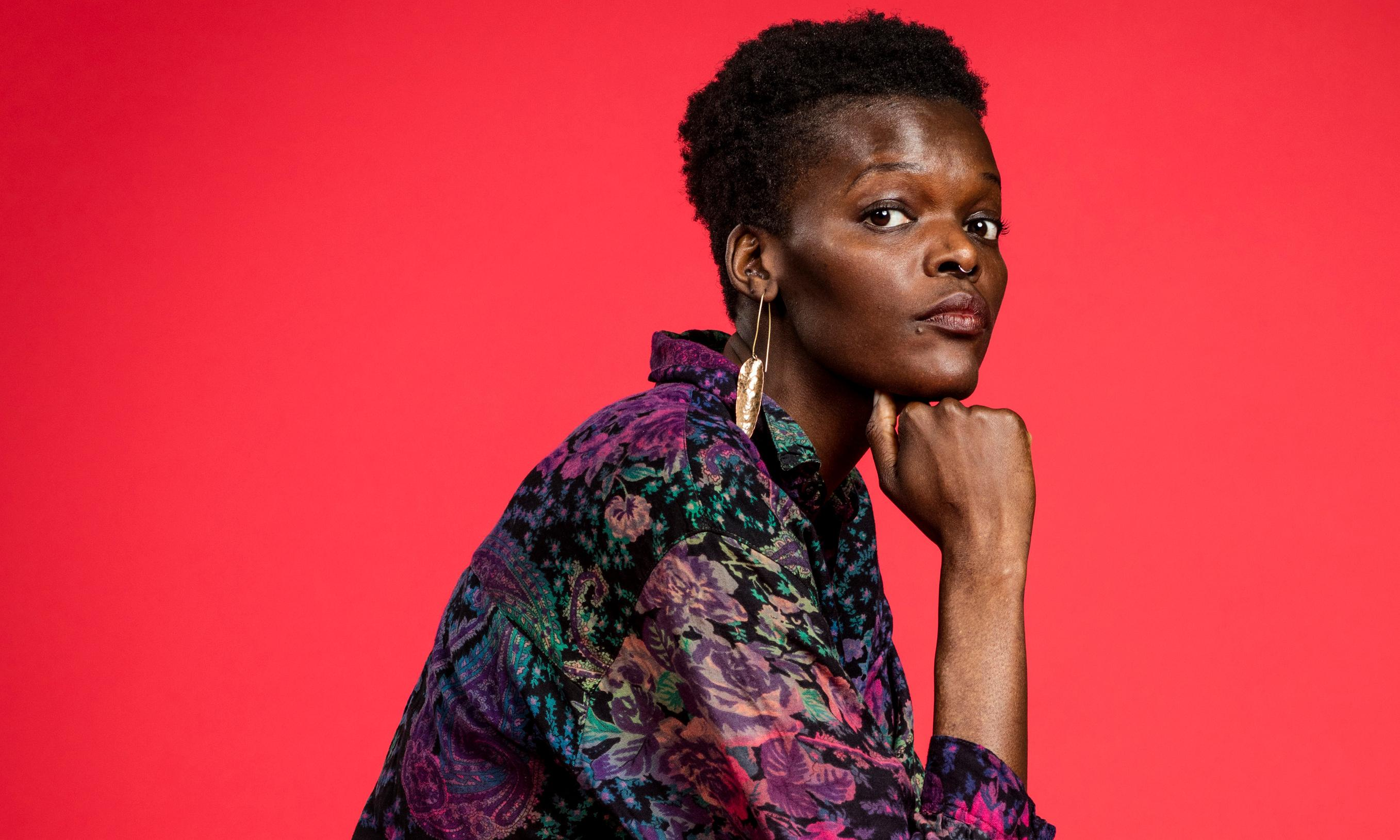 Sheila Atim's Cleopatra show: 'I'm not freaking out! I won't hang up!'