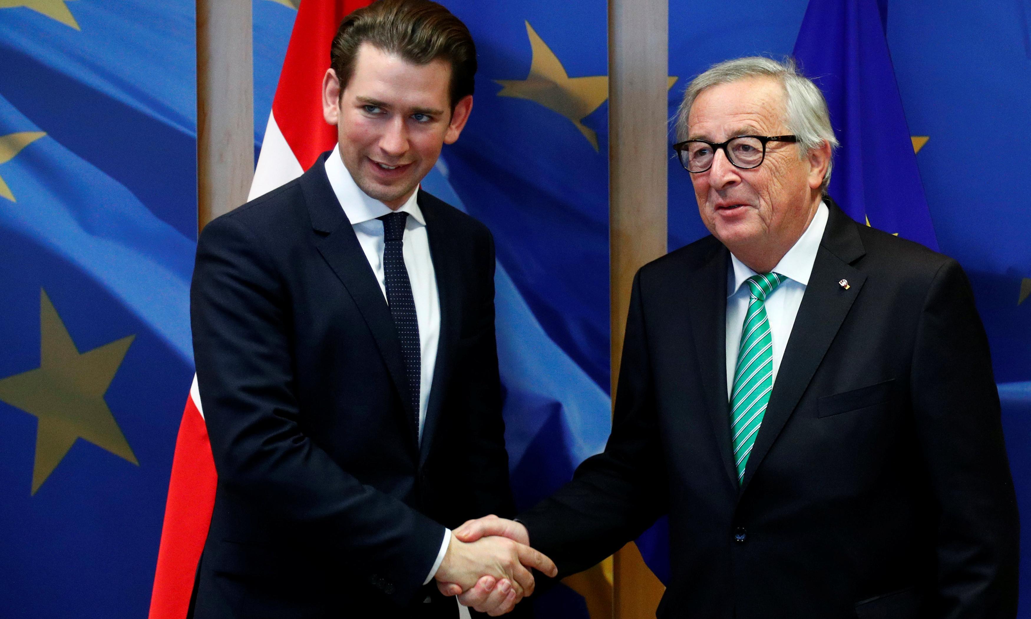 Brexit deal: take it or leave it, EU tells Britain