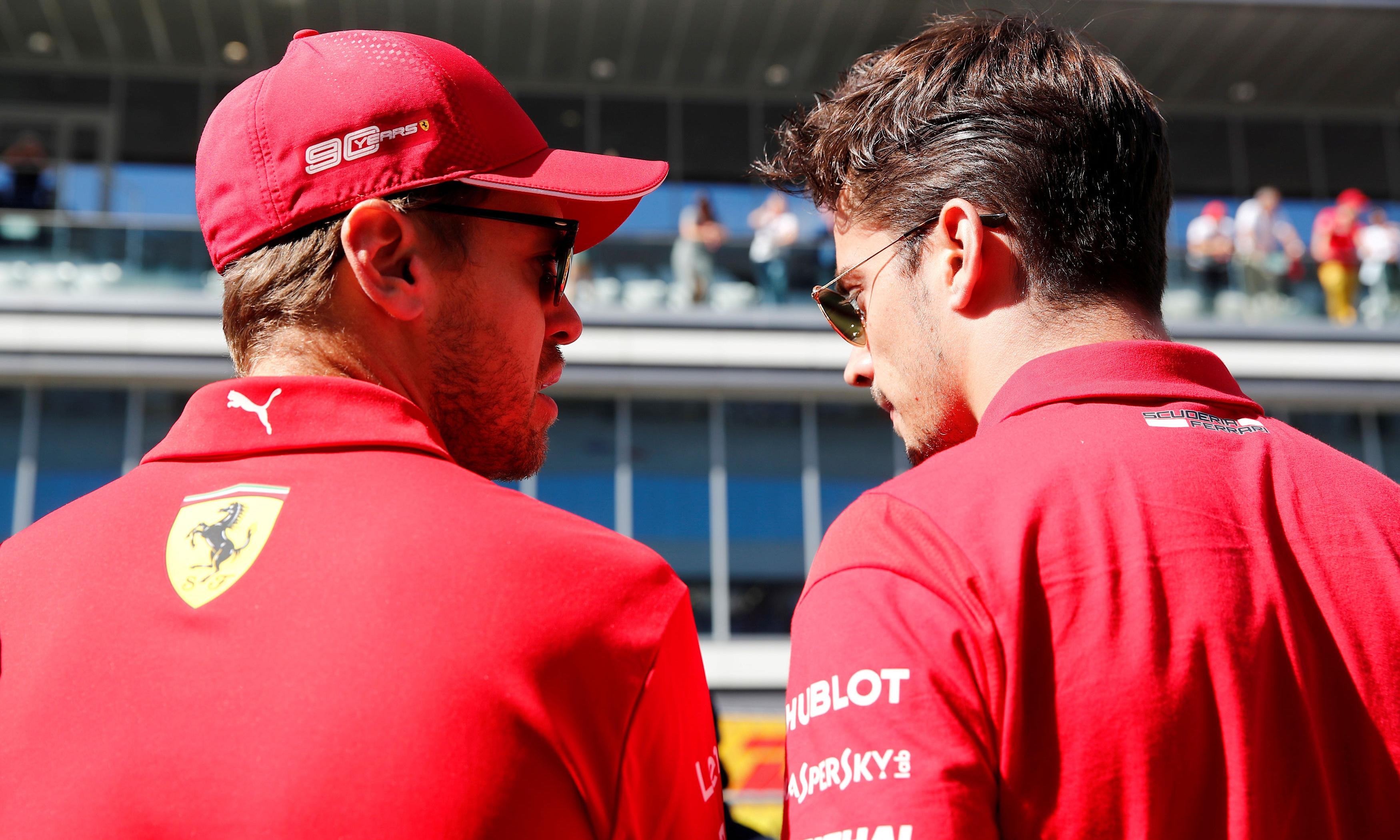 Beware the enemy within: Leclerc and Vettel continue a timeless F1 tradition