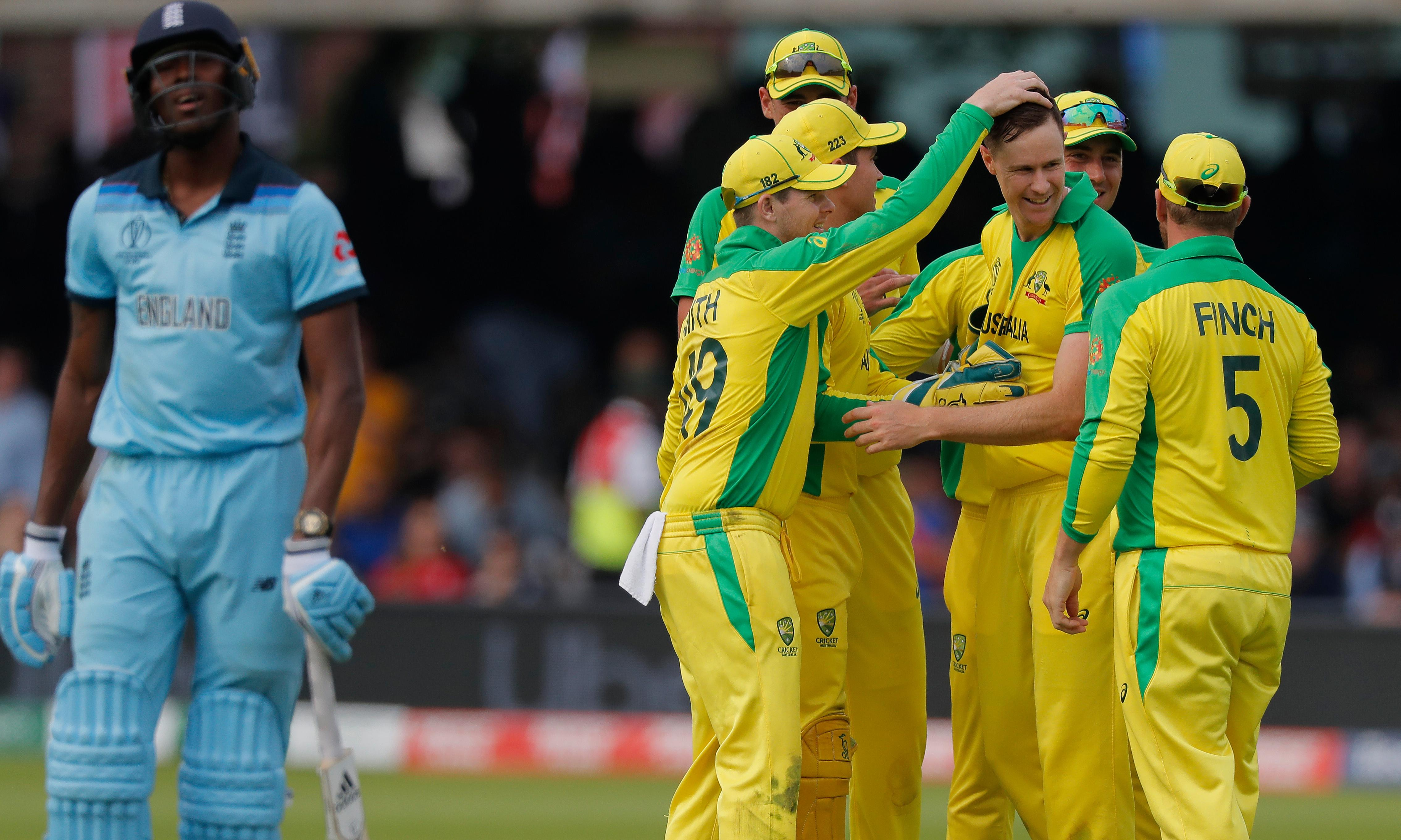 Australia's hastily assembled chimera leaves England vulnerable to exit