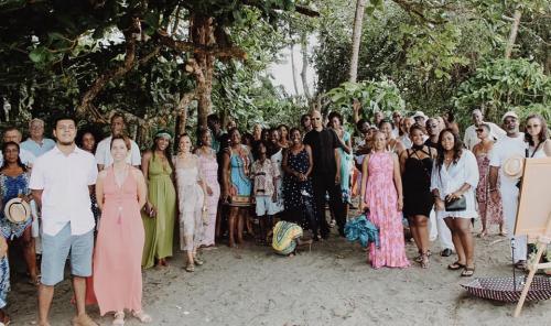 The 'Tribe' of Porto Viejo, in Costa Rica.