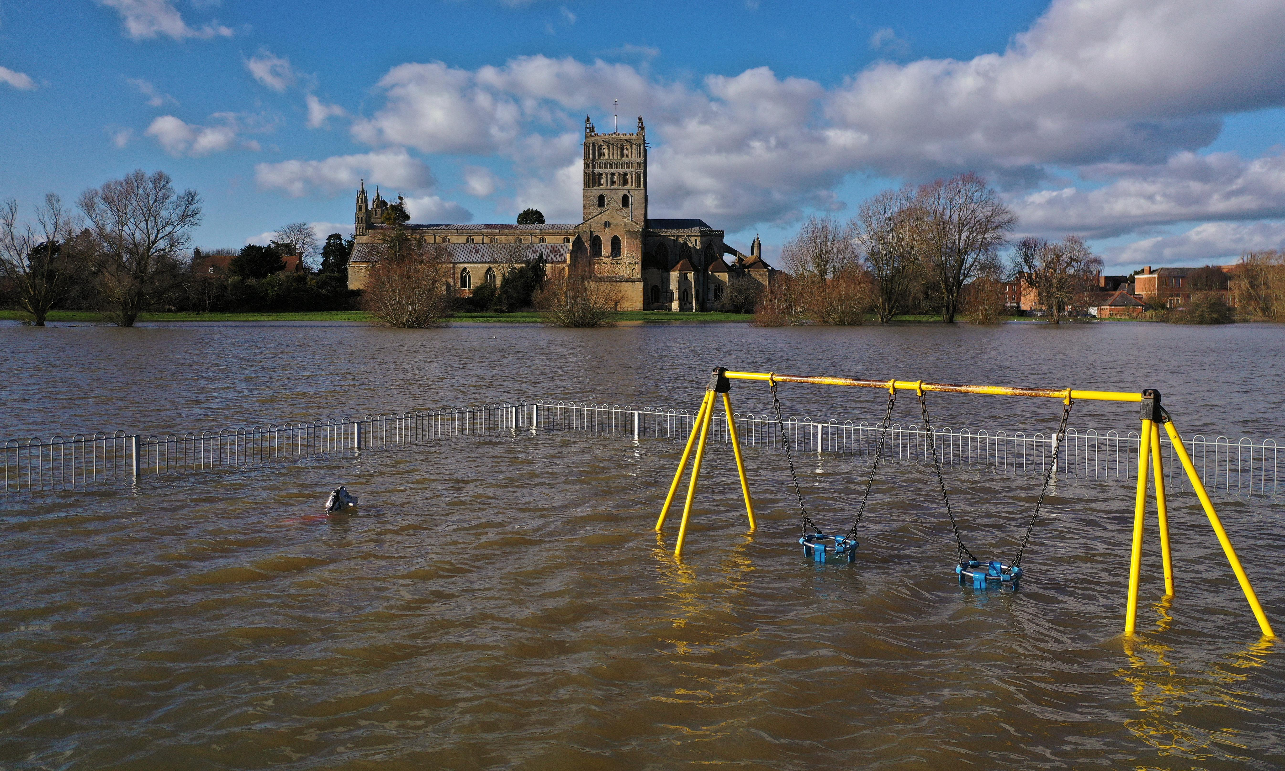 UK weather: Storm Jorge expected to bring more floods
