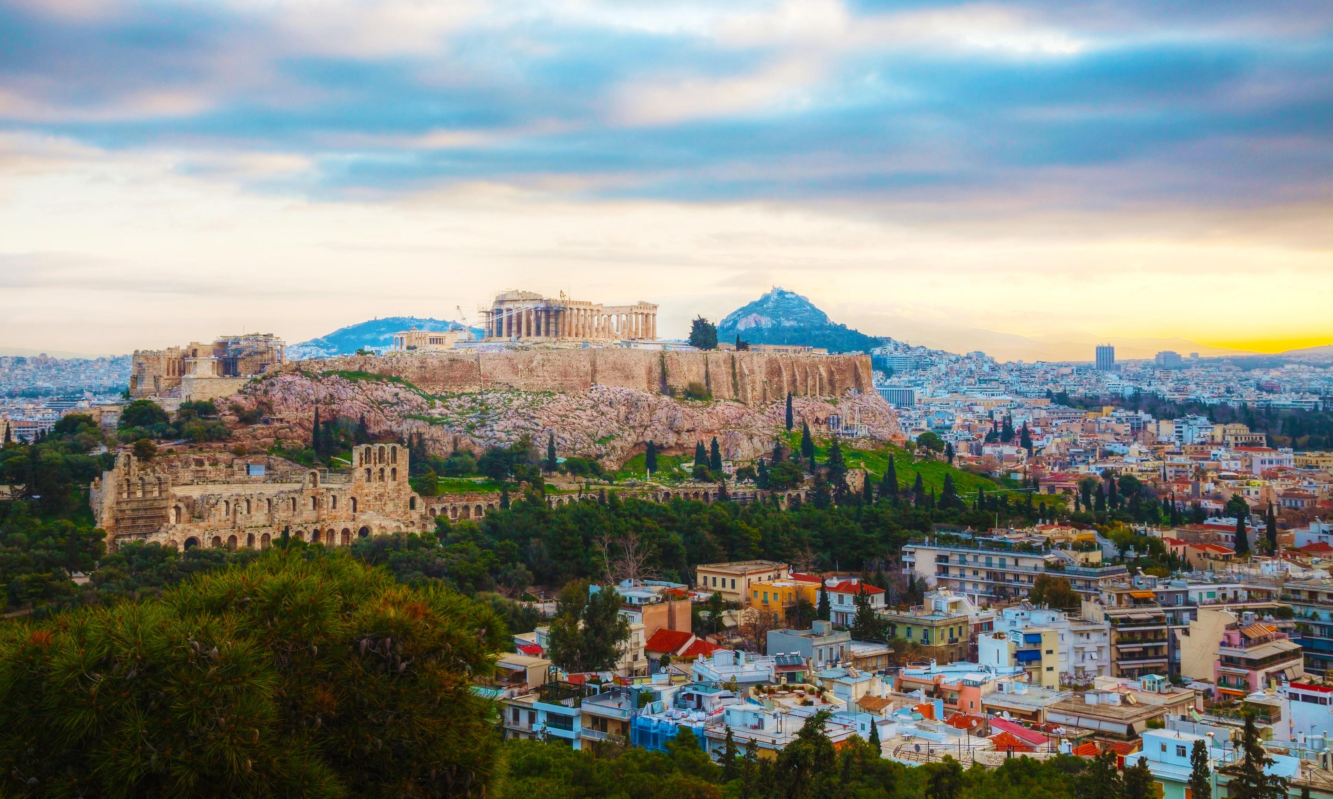 Athens city guide: what to see plus the best bars, hotels and restaurants
