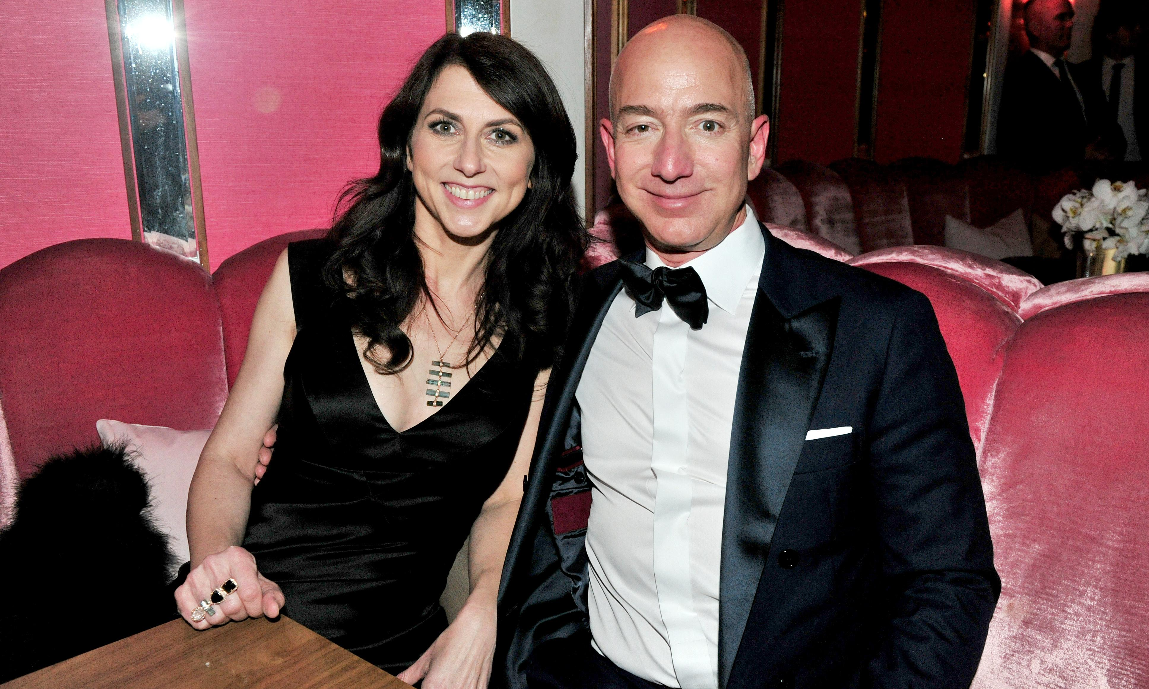 MacKenzie Bezos: divorce from Amazon CEO could make her world's richest woman