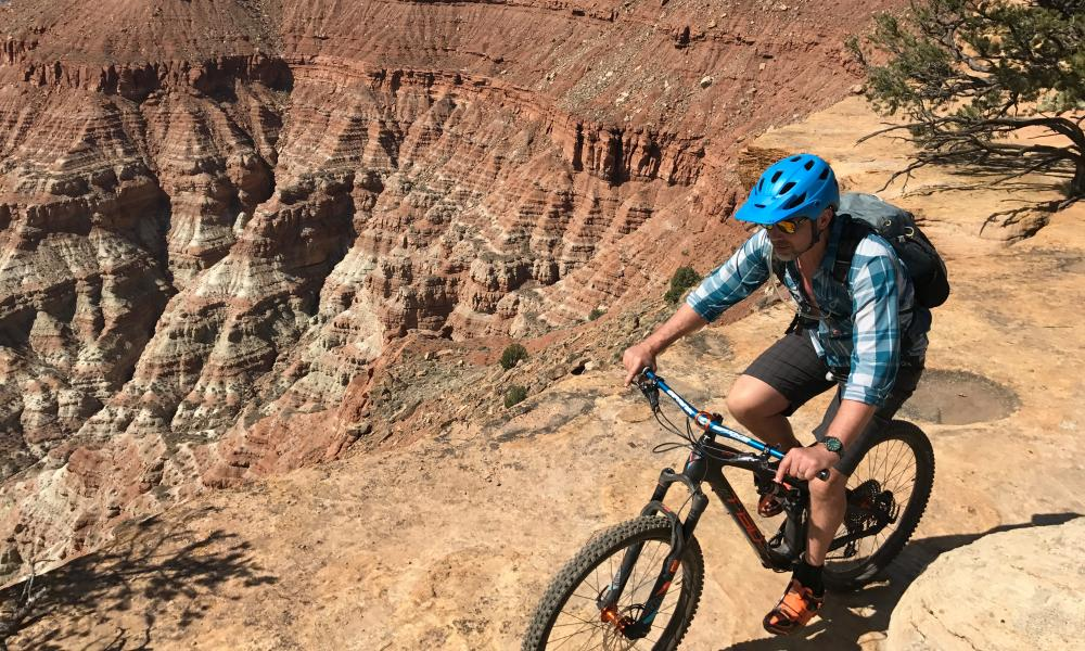 WildBike Utah and Arizona cycling trip