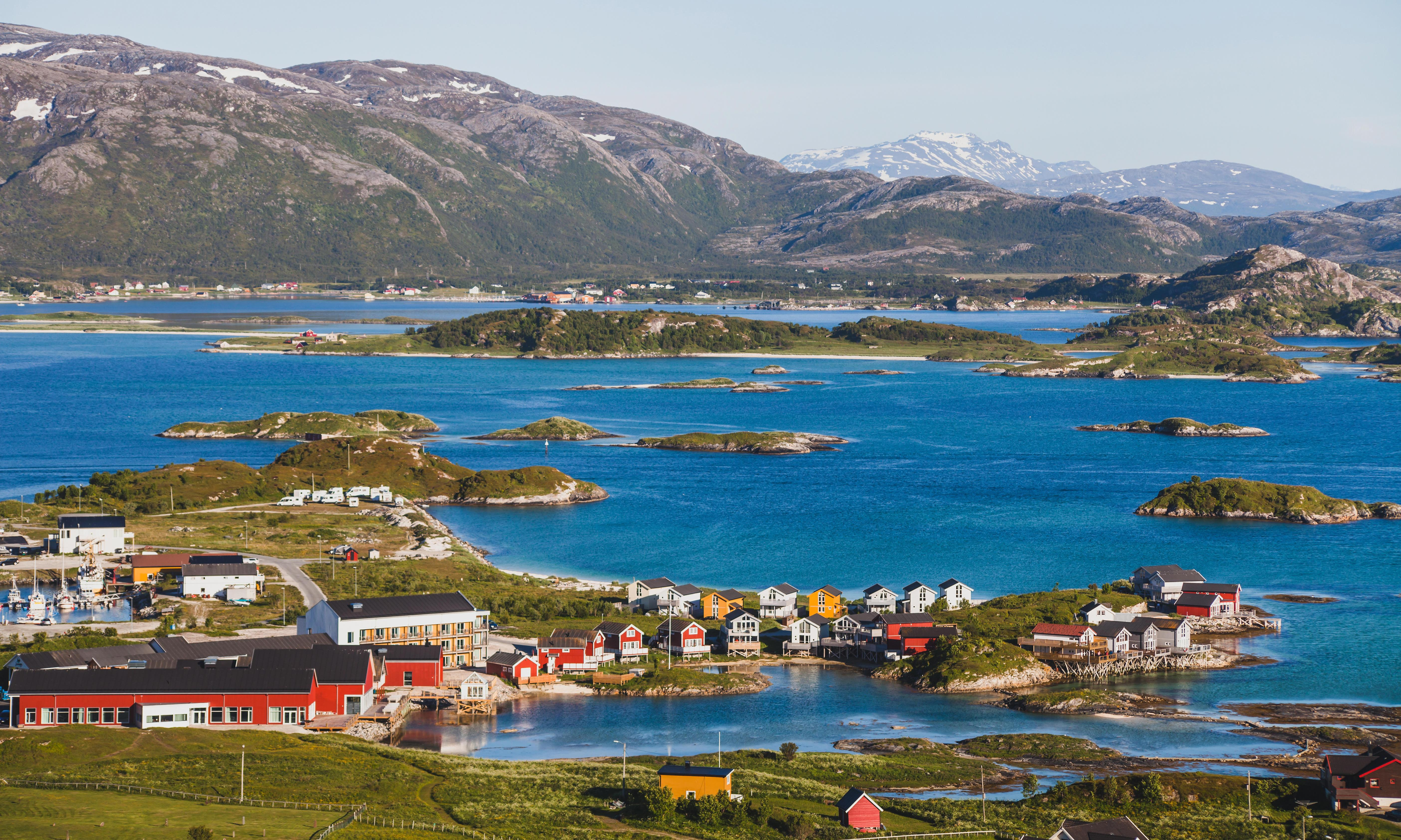 The Norwegian island that abolished time: 'You can cut the lawn at 4am'