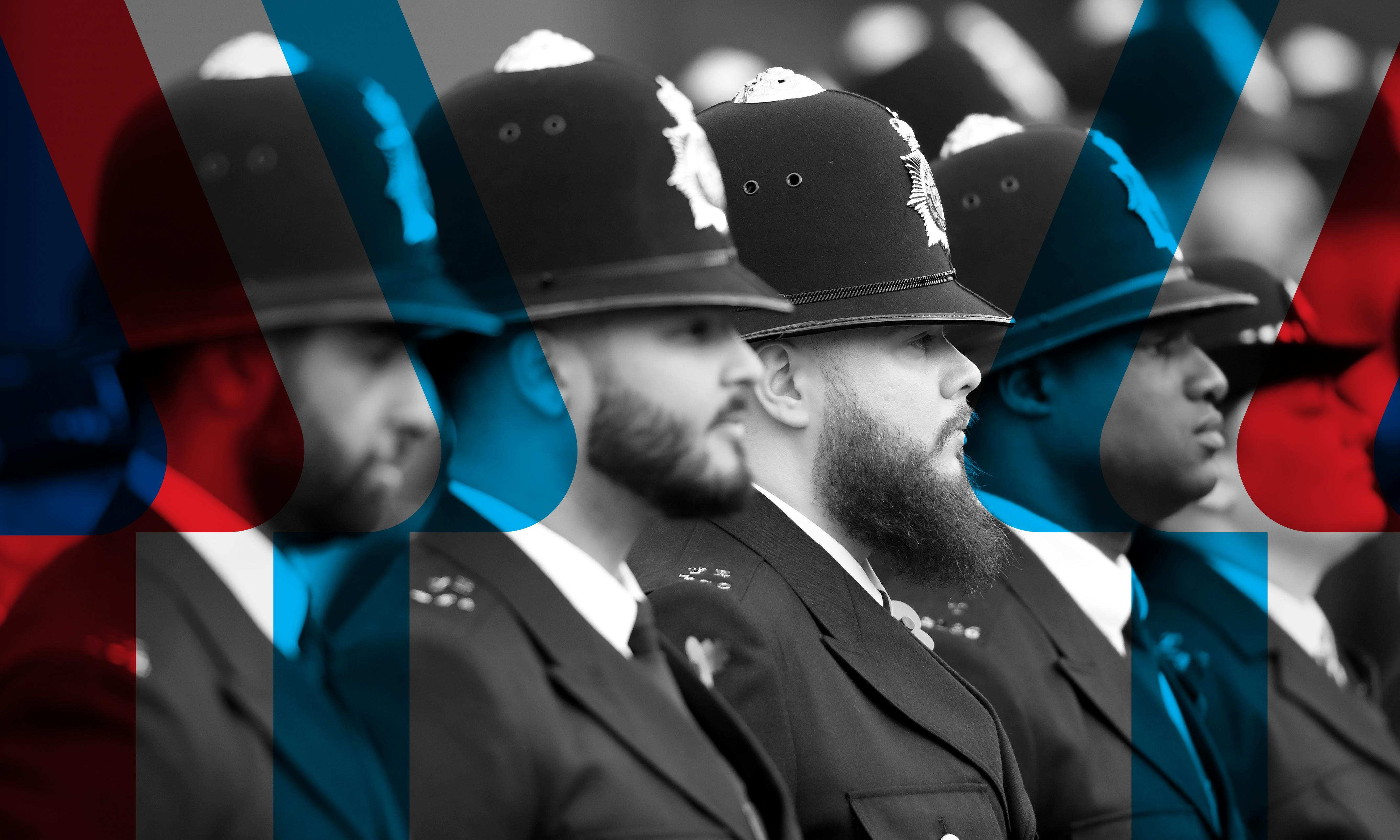 Police, military and courts lagging decades behind on ethnic diversity
