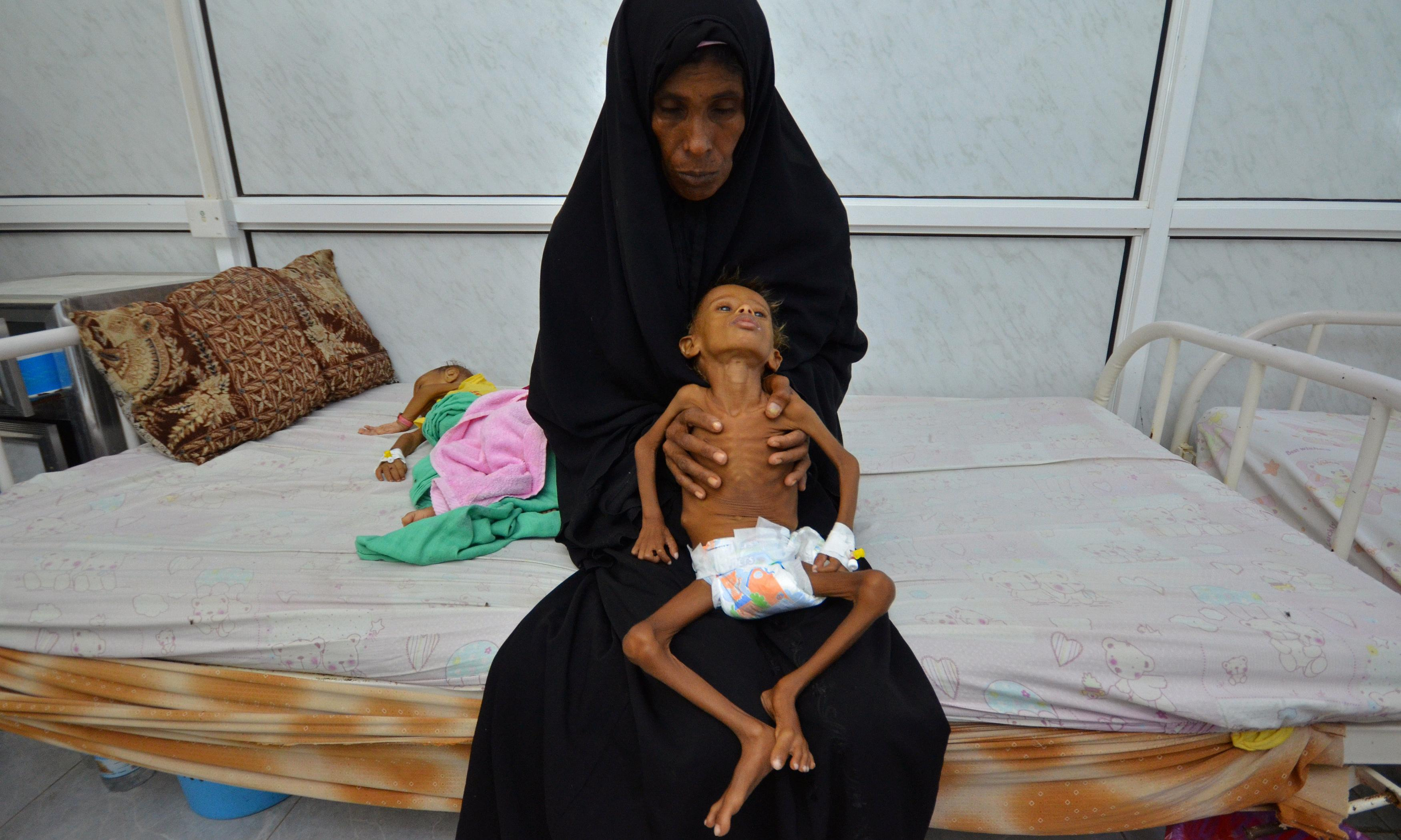 Famine in Yemen could become one of worst in living memory, UN says