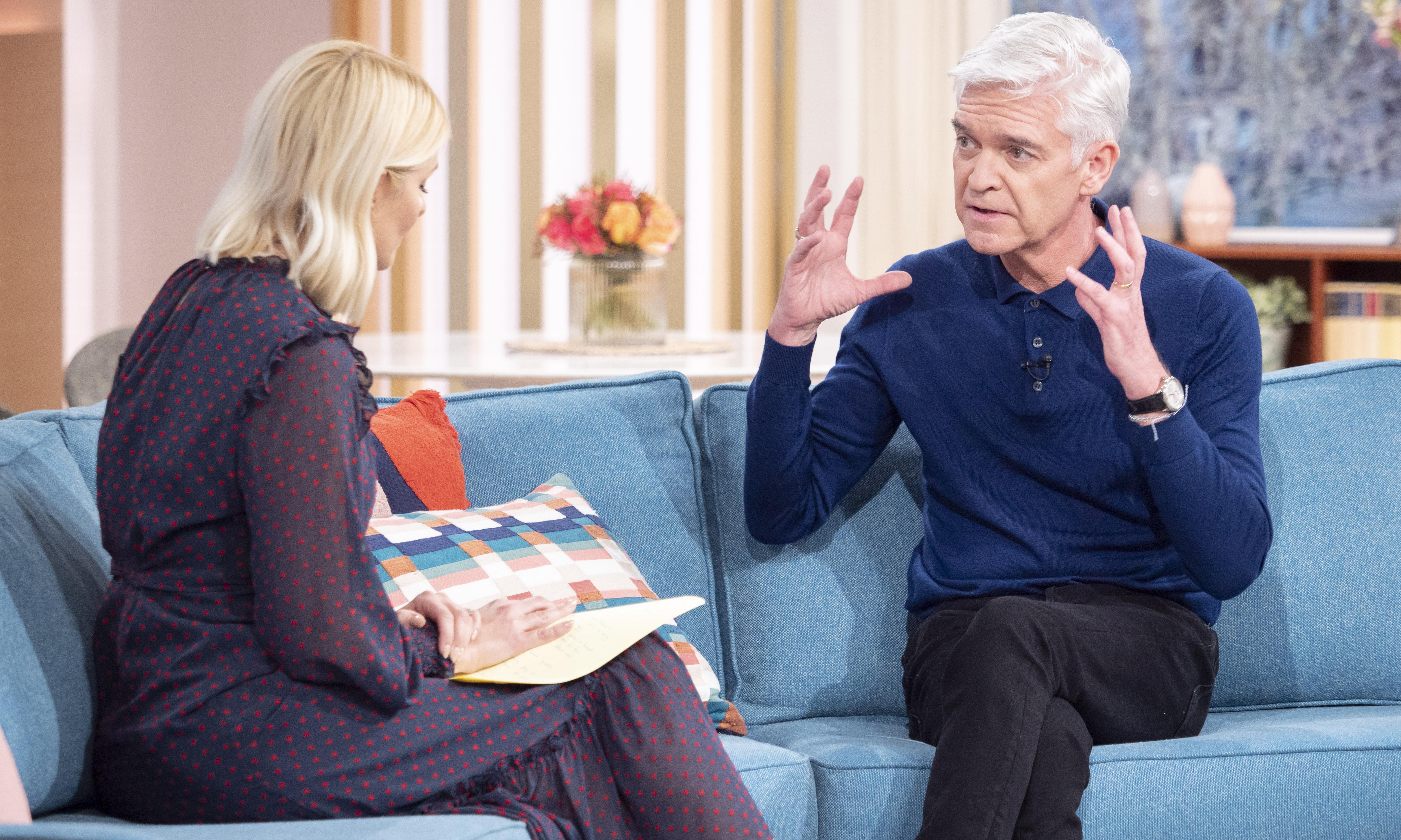 Phillip Schofield, ITV presenter, announces he is gay