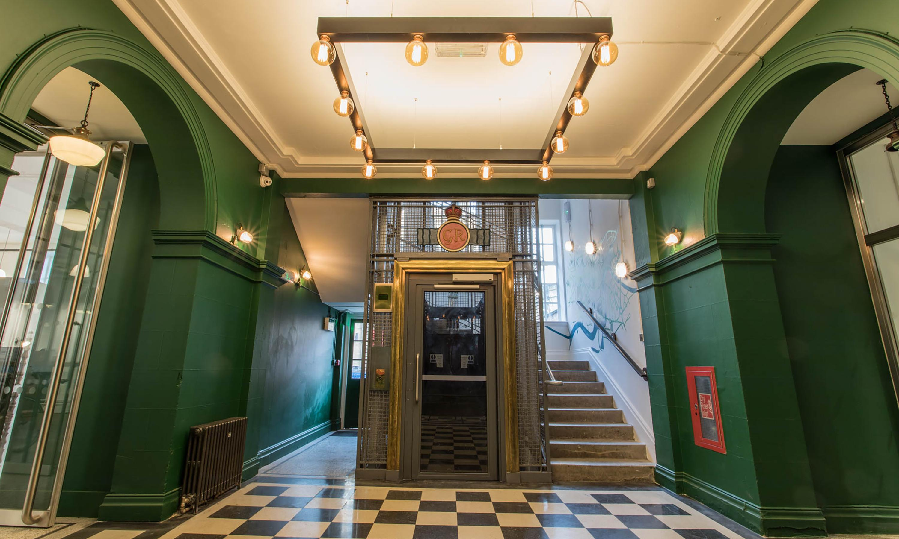 Bristol's old police headquarters is now a boutique hostel – with a social conscience