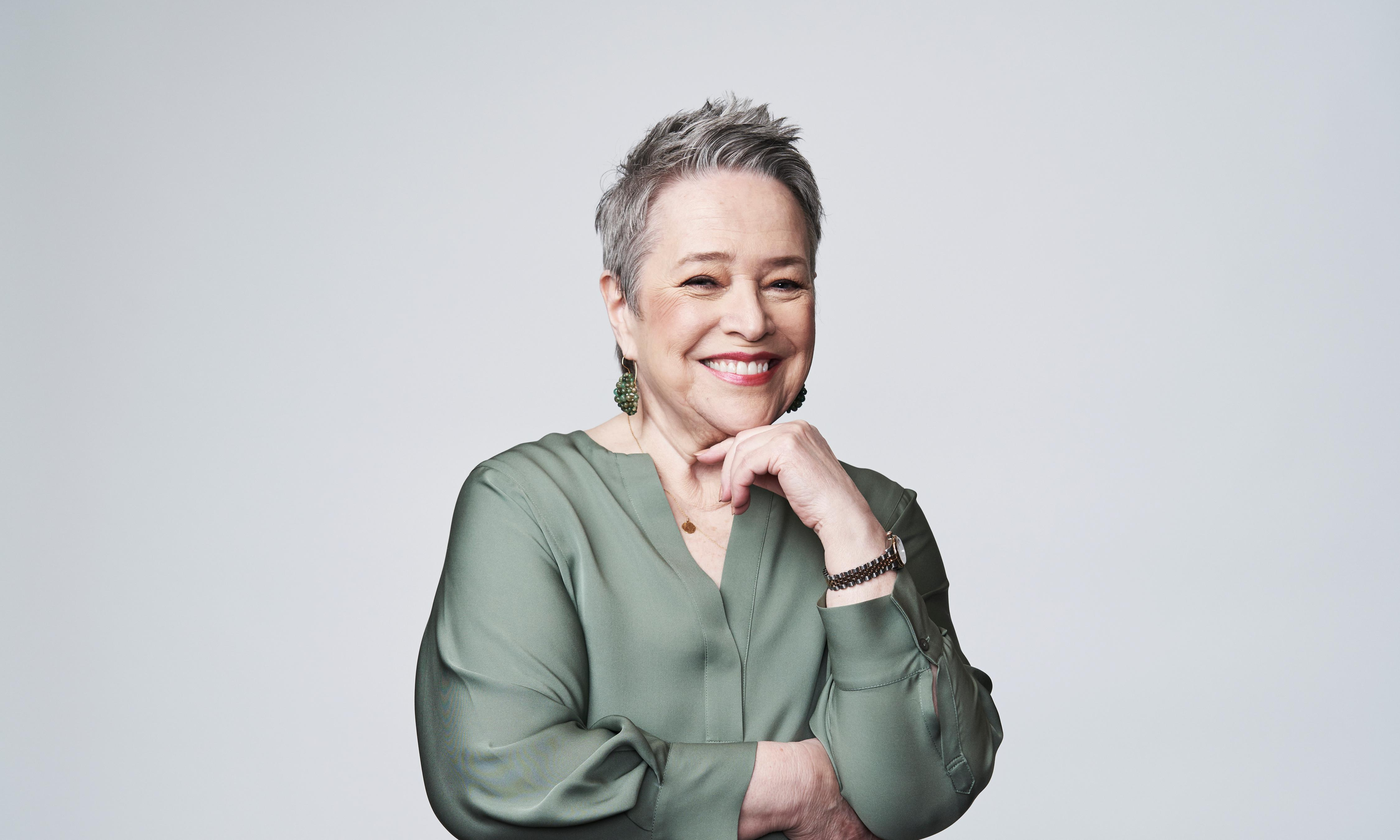 Kathy Bates: 'I told Clint that after 50 years, I feel like I've hit the big time'