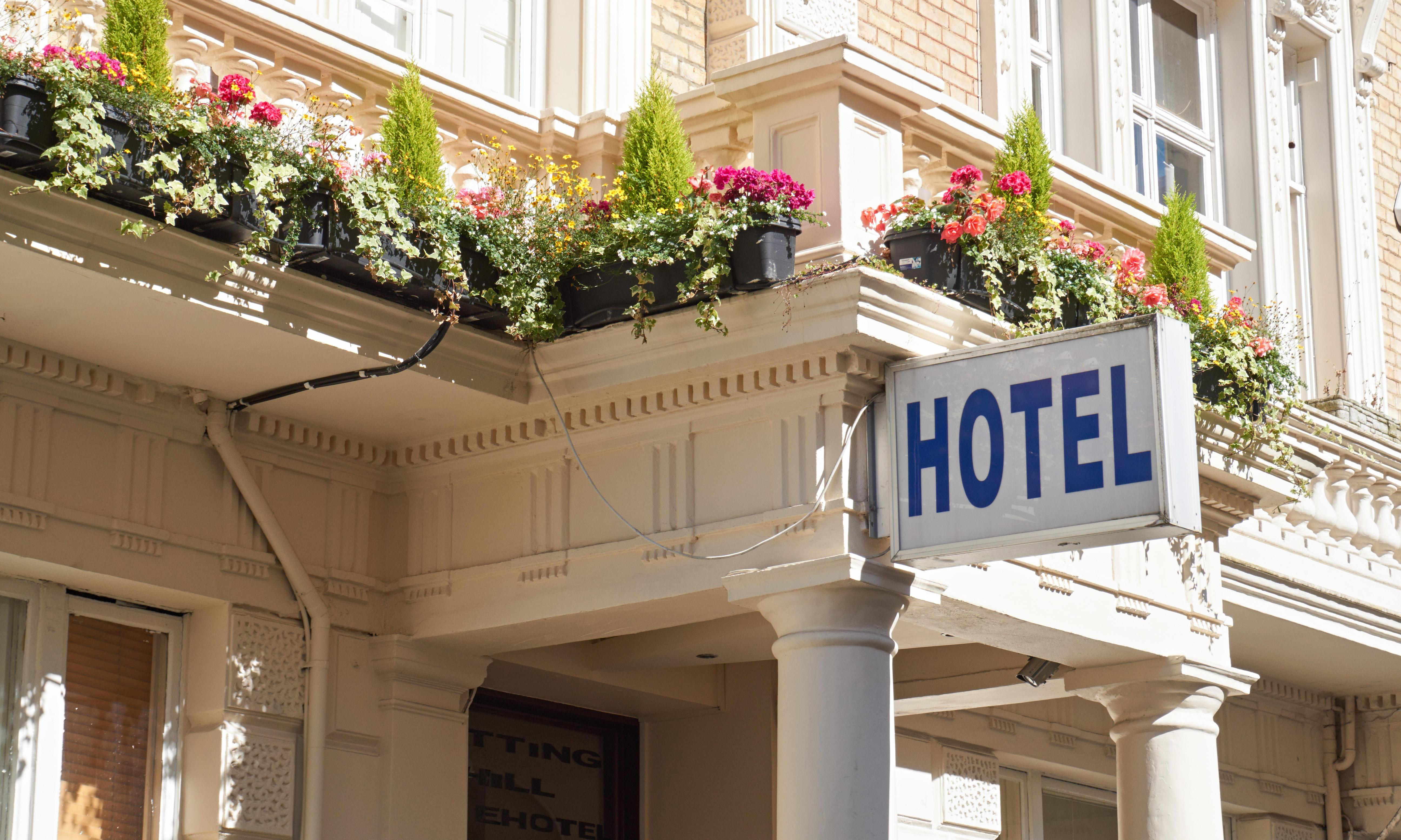 UK hotel insolvencies hit five-year high as competition bites