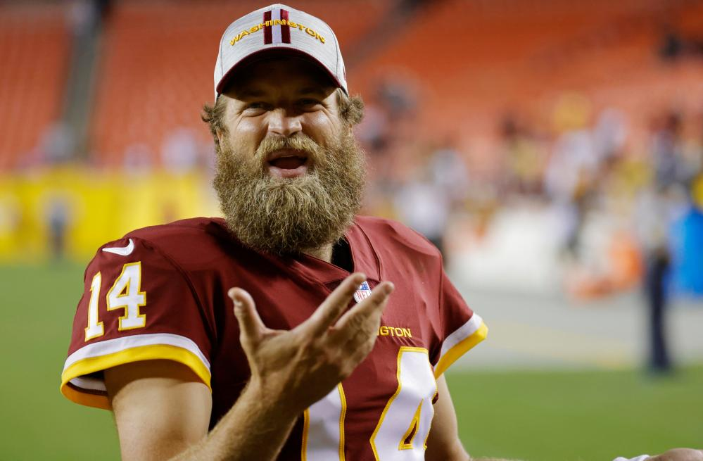 Fitzmagic could strike again - this time in Washington