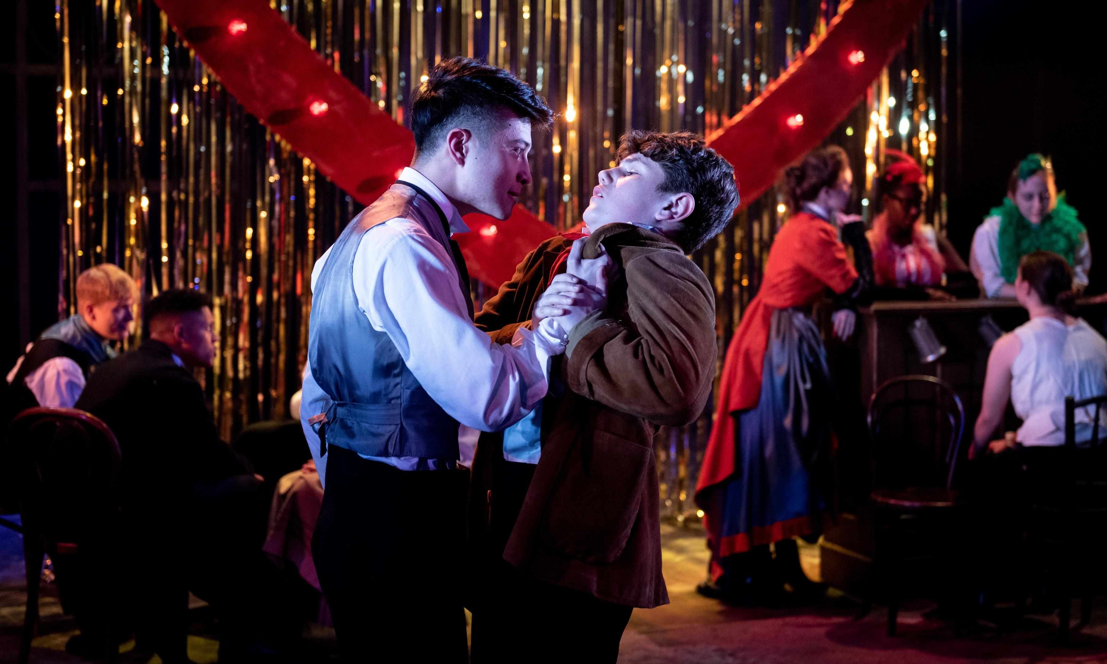 Jekyll & Hyde review – this teenage riot is furious and fearless