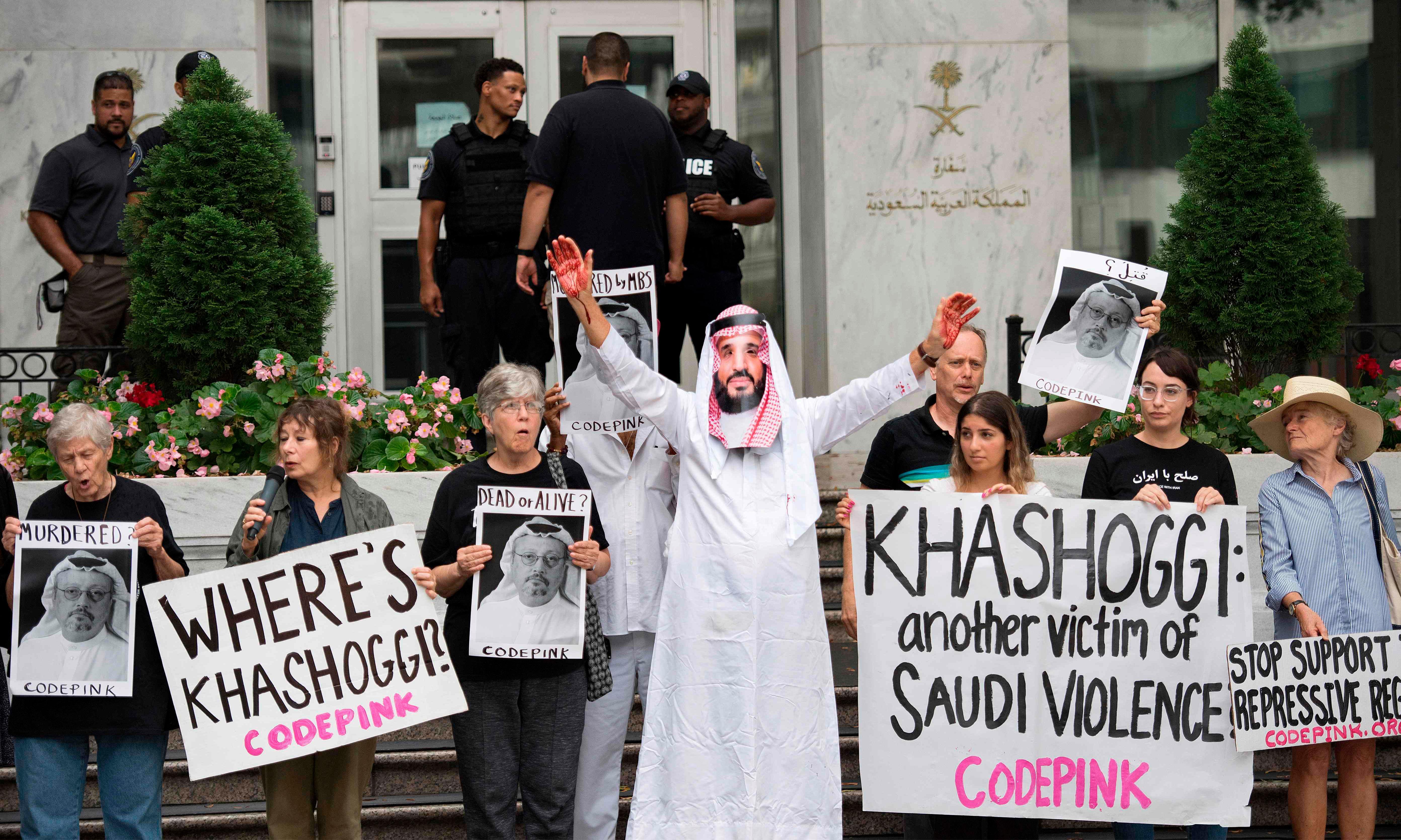 Britain must hold the Saudis to account for Jamal Khashoggi