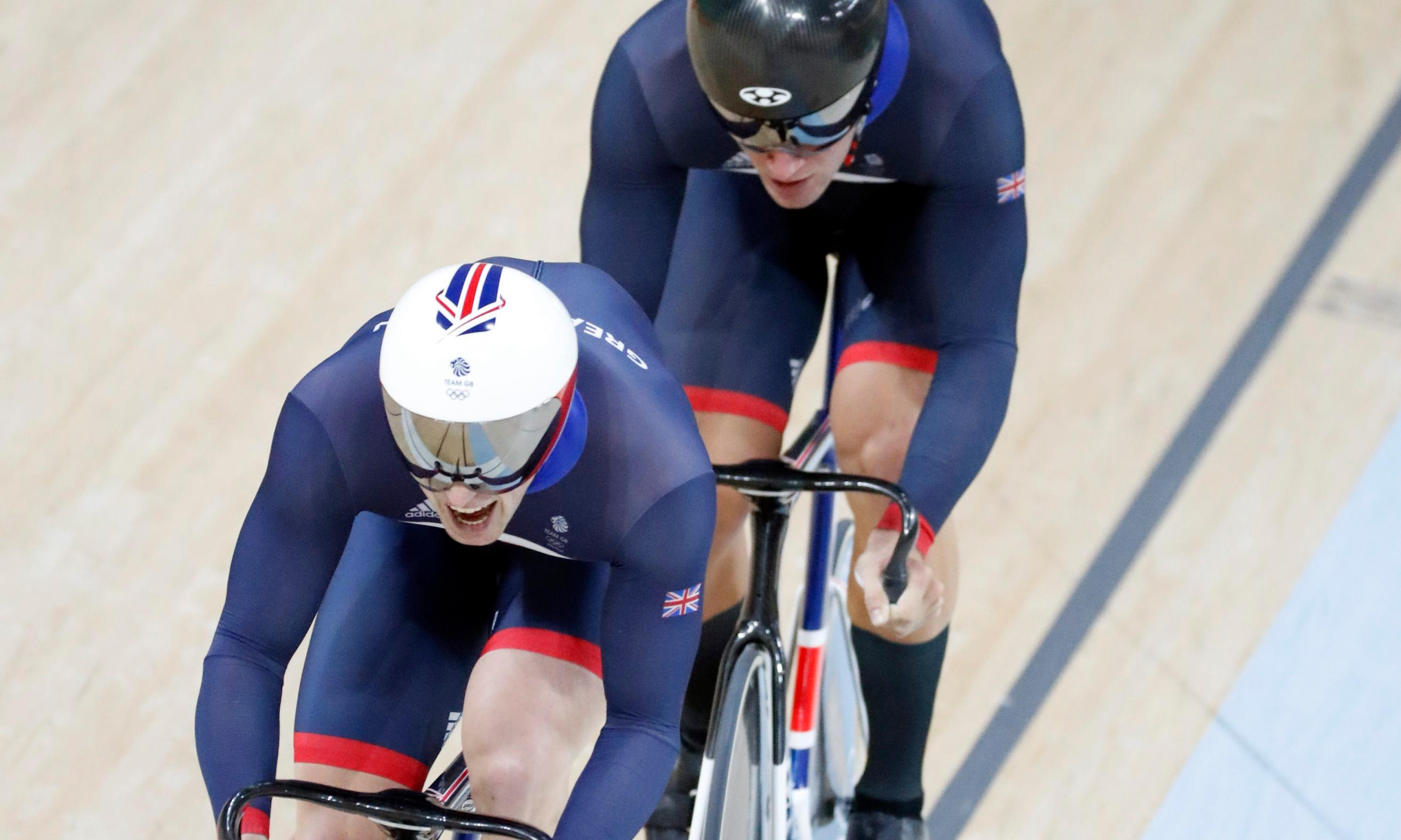 Jason Kenny and Callum Skinner to battle for individual sprint cycling gold
