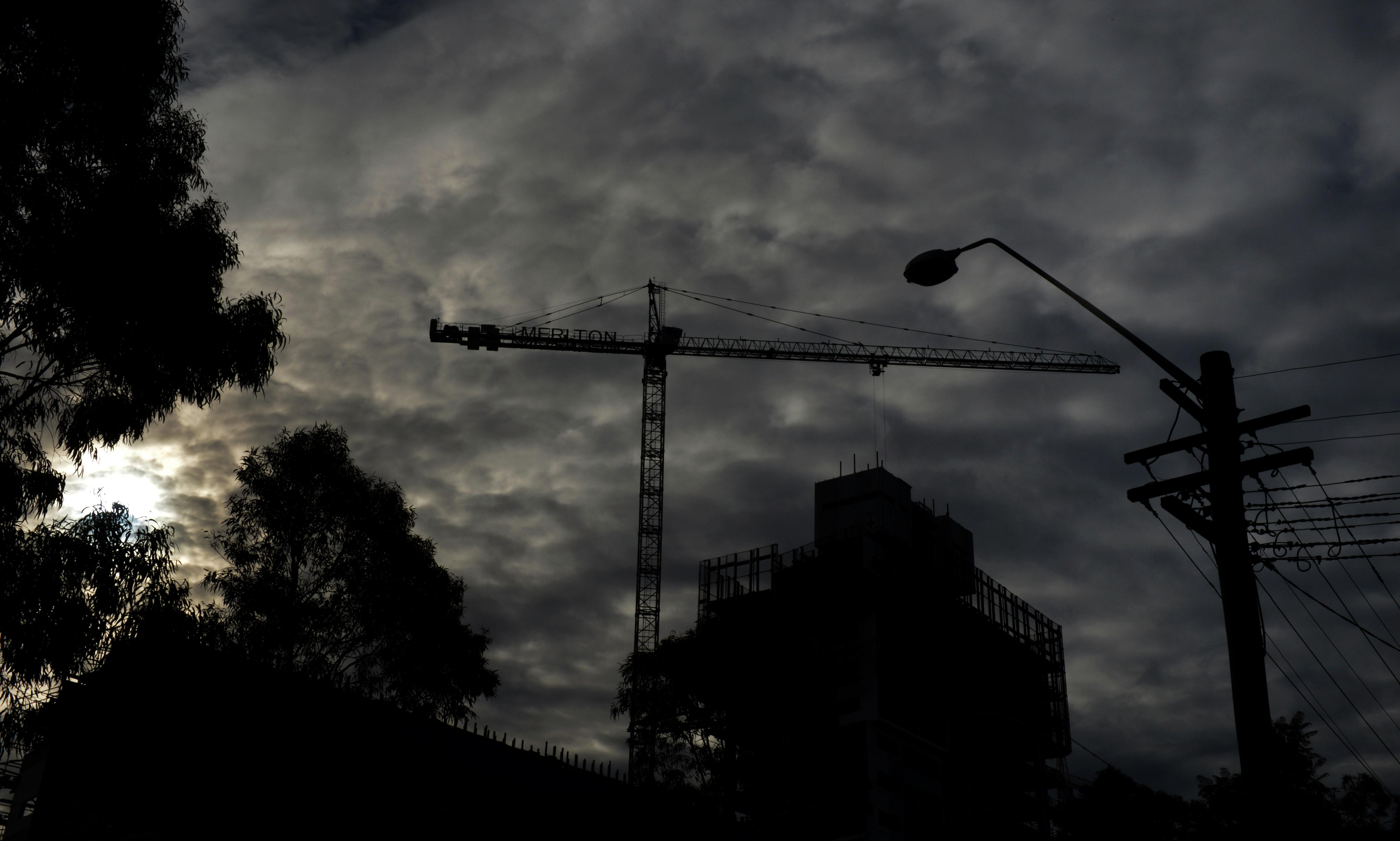 Third Sydney apartment block abandoned after safety issues