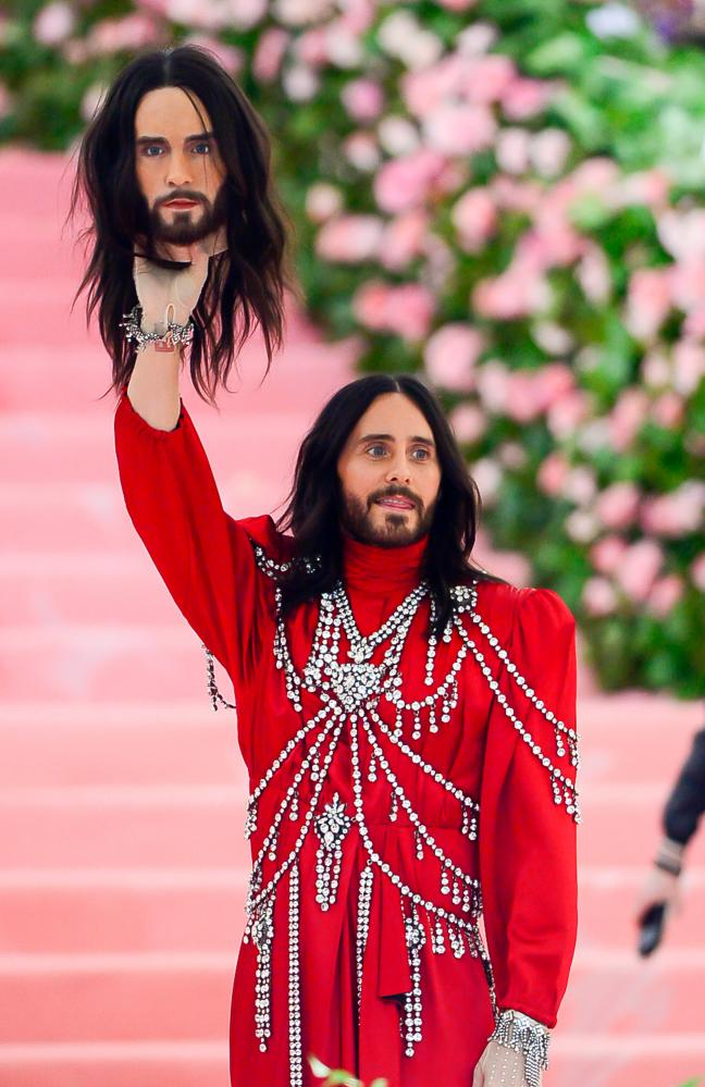 Heads up: Jared Leto