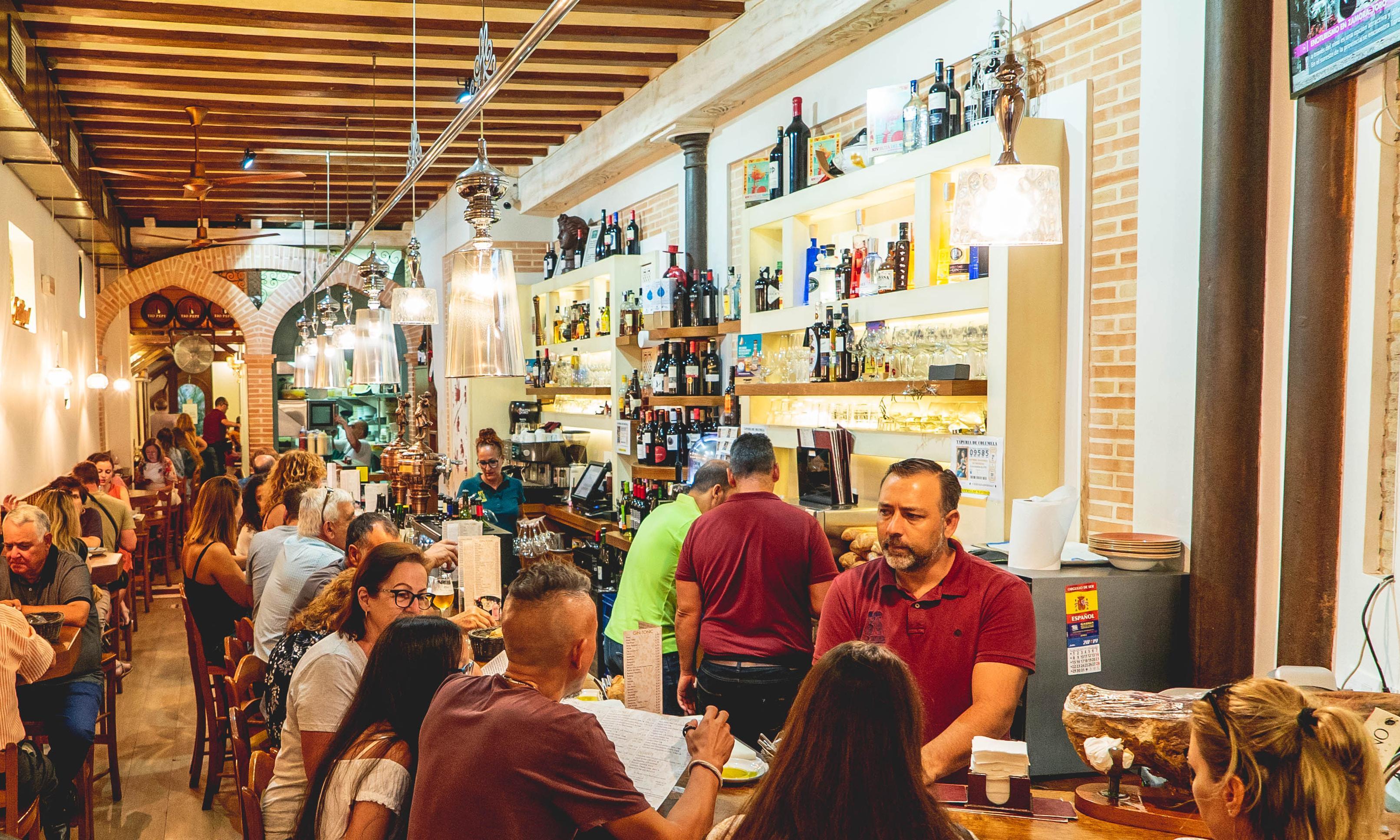 10 of the best restaurants in Cádiz, Spain