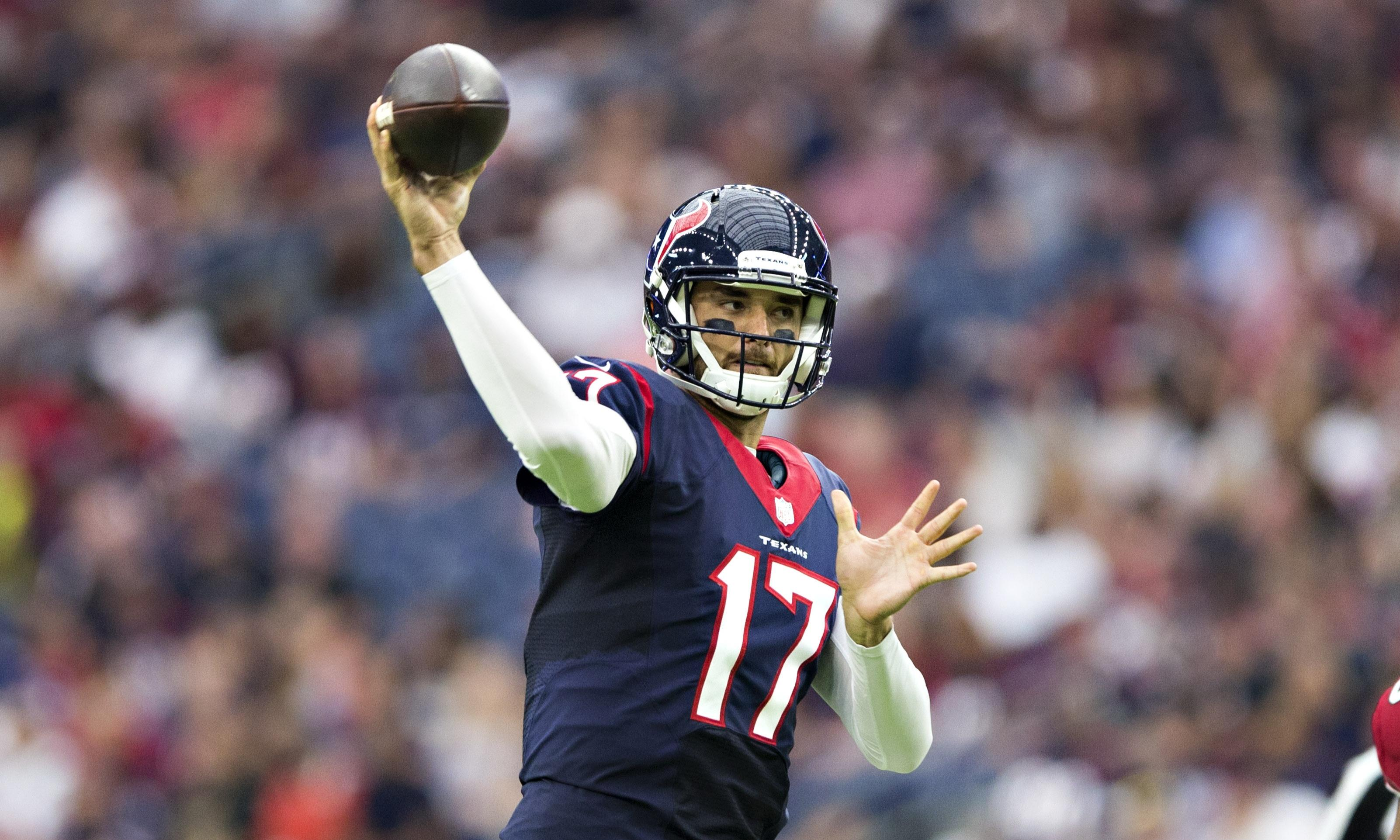 $1m per touchdown: did Brock Osweiler have the easiest ever NFL career?