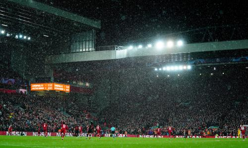 Liverpool v Atlético placed fans in danger: will anyone be held to account? | Barney Ronay