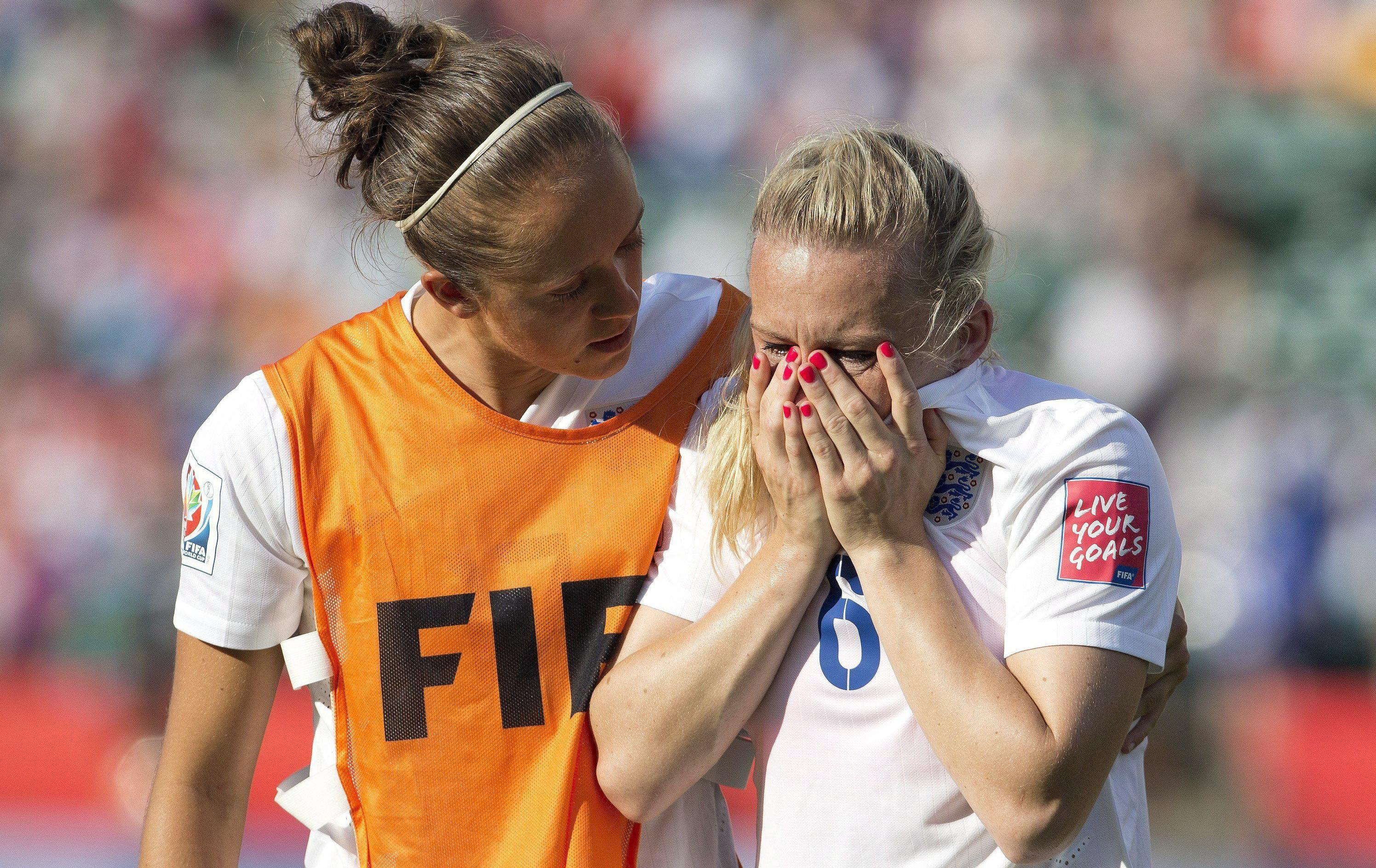 Women's World Cup game-changing moments No 6: England in 2015