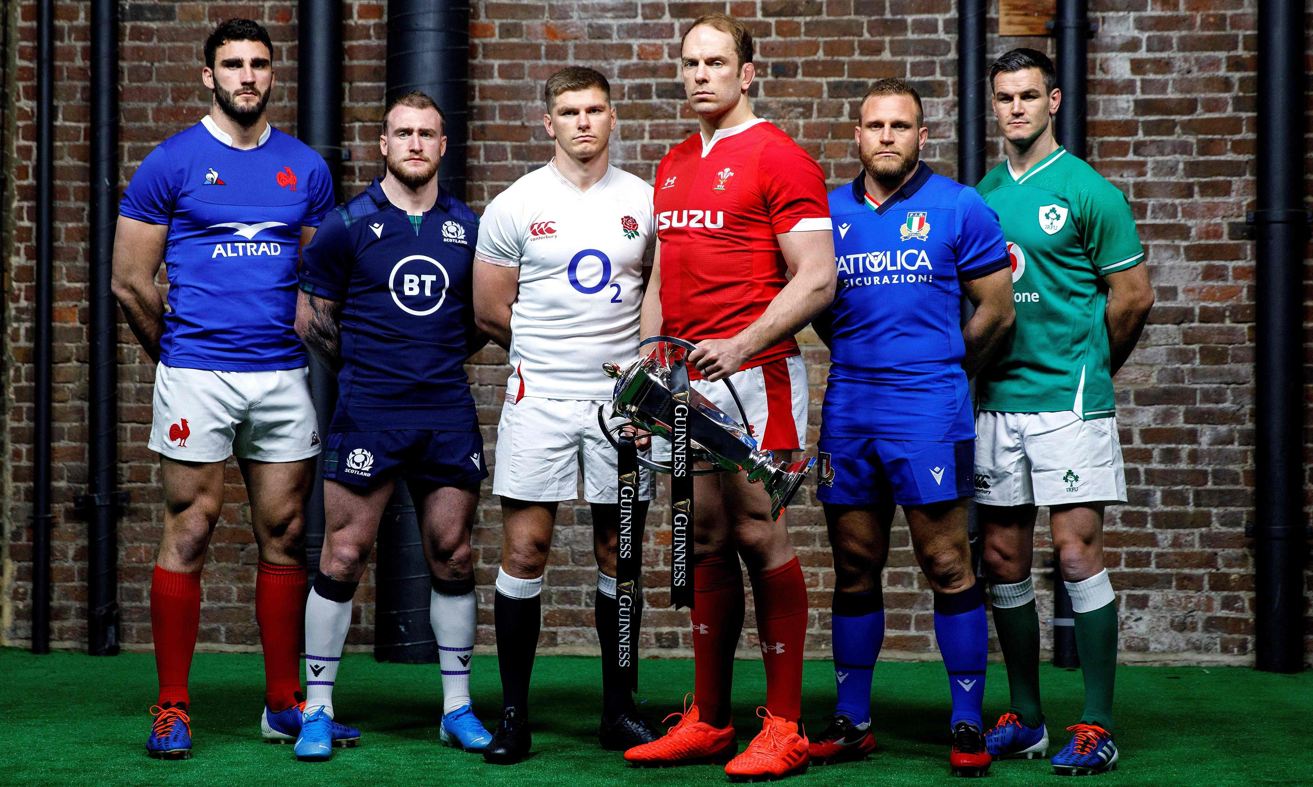 Six Nations 2020: how will your team perform this year?
