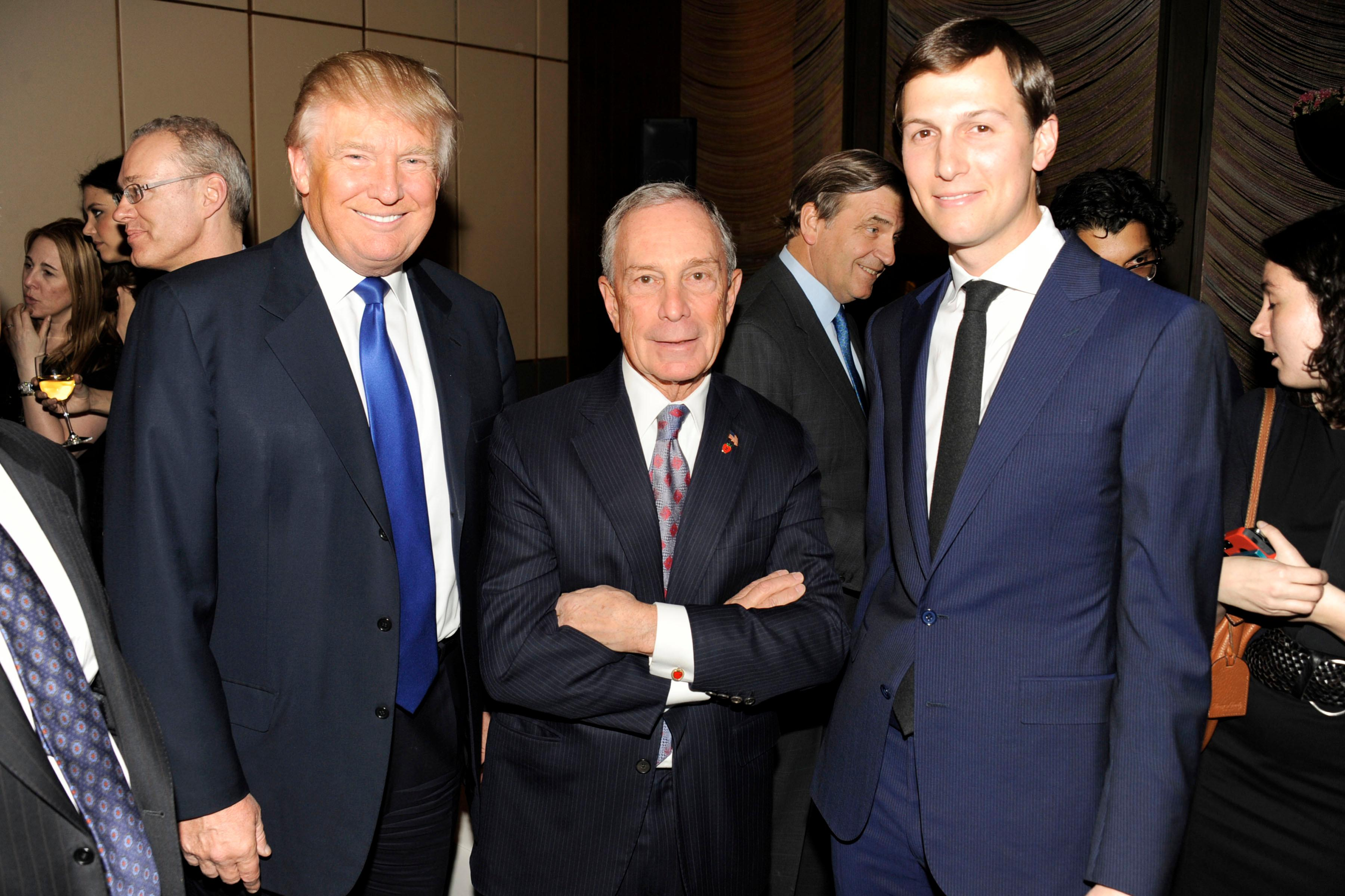 'I like theater, dining and chasing women': Mike Bloomberg in his own words