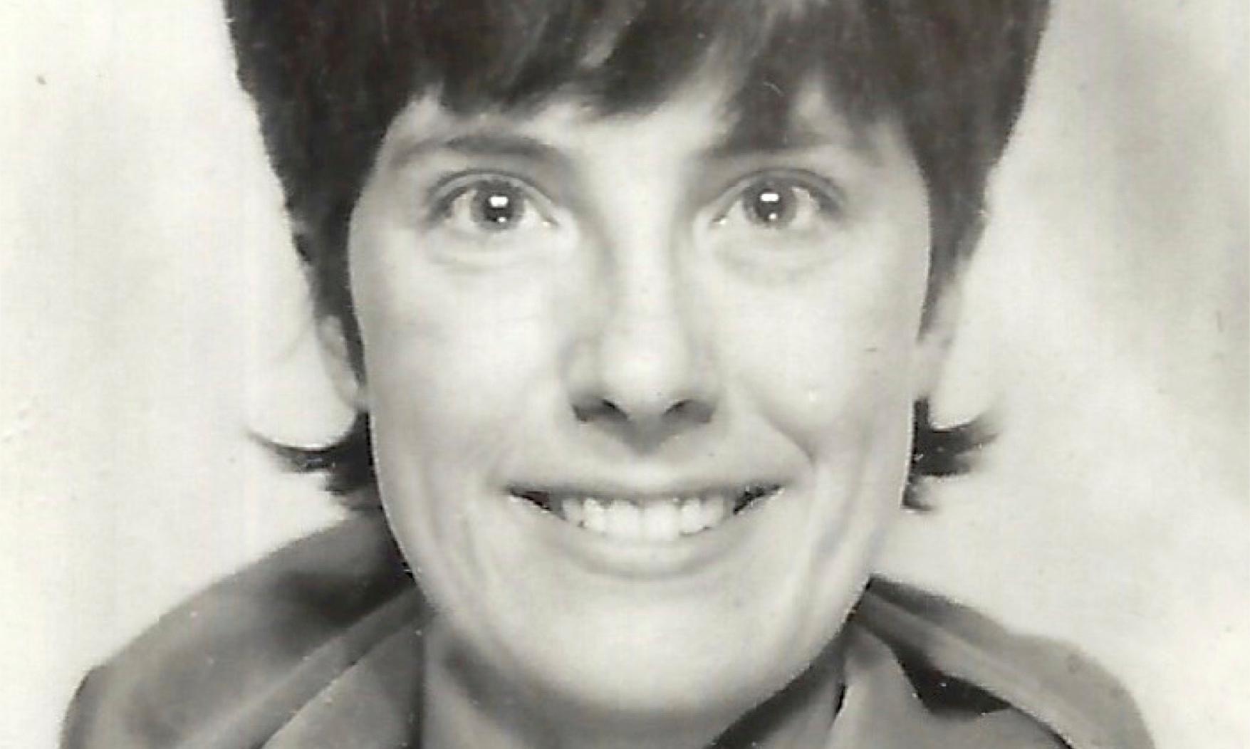 Mona Adams obituary