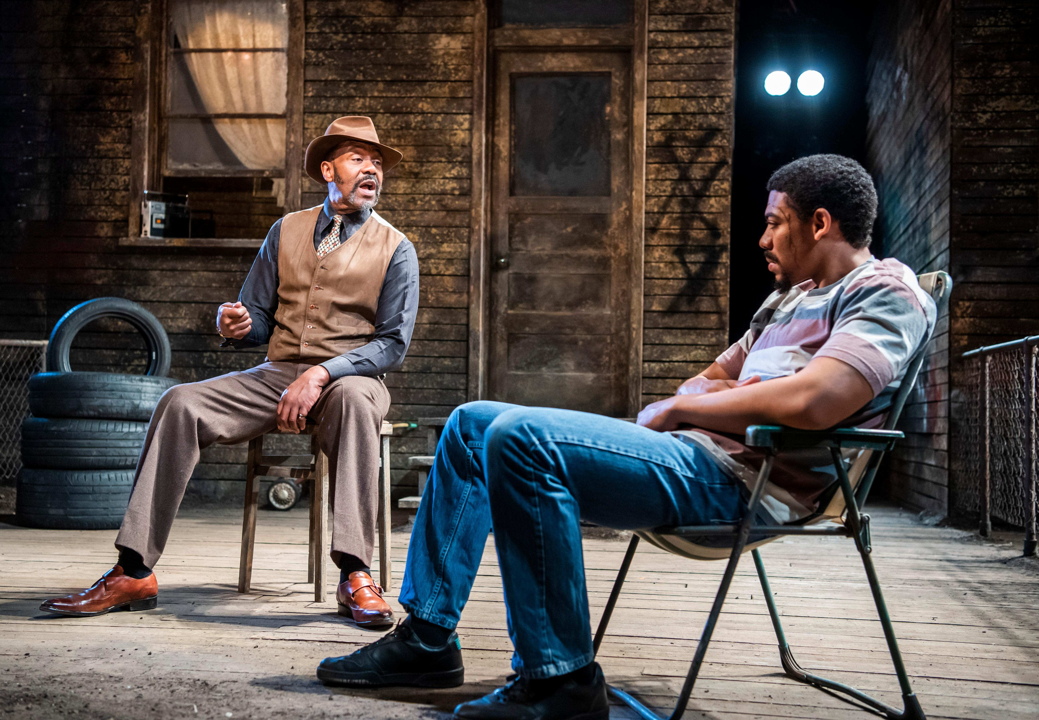 The week in theatre: King Hedley II; Rutherford and Son; The Starry Messenger – review