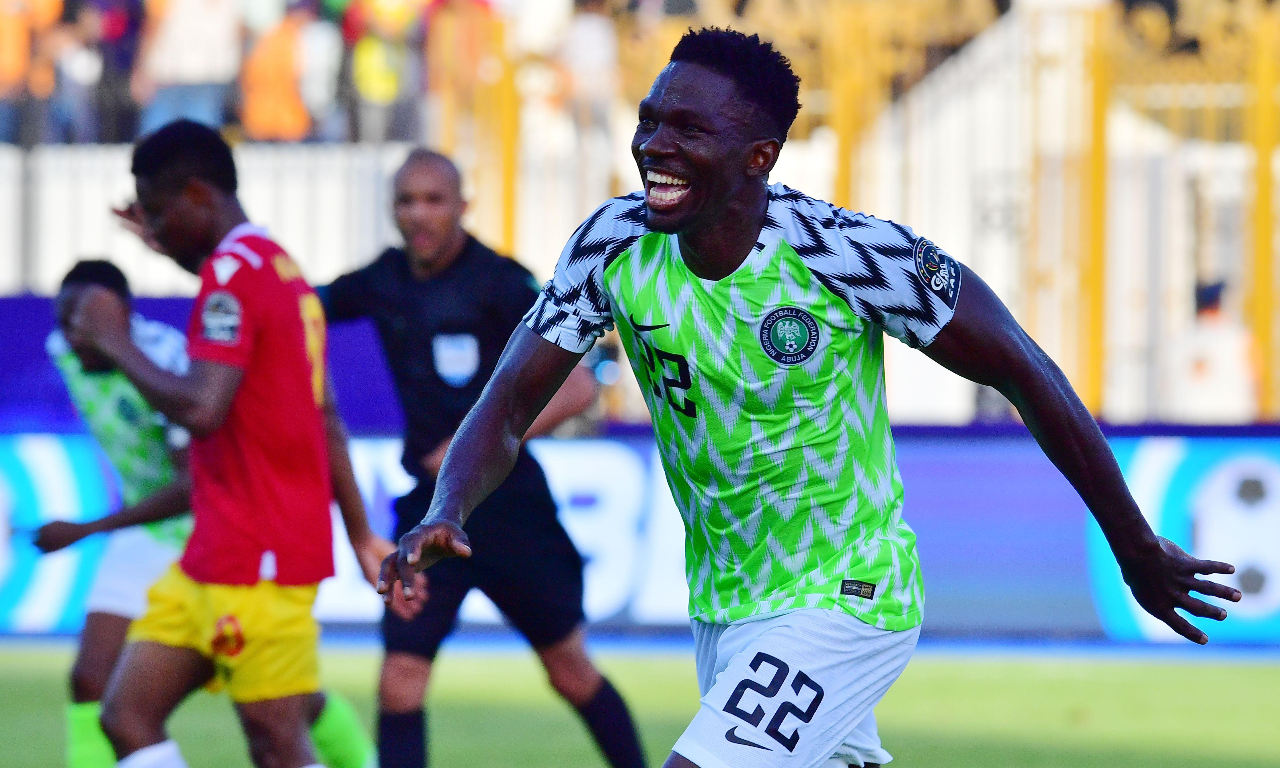 Nigeria into Africa Cup of Nations last 16 as Naby Keïta makes return for Guinea