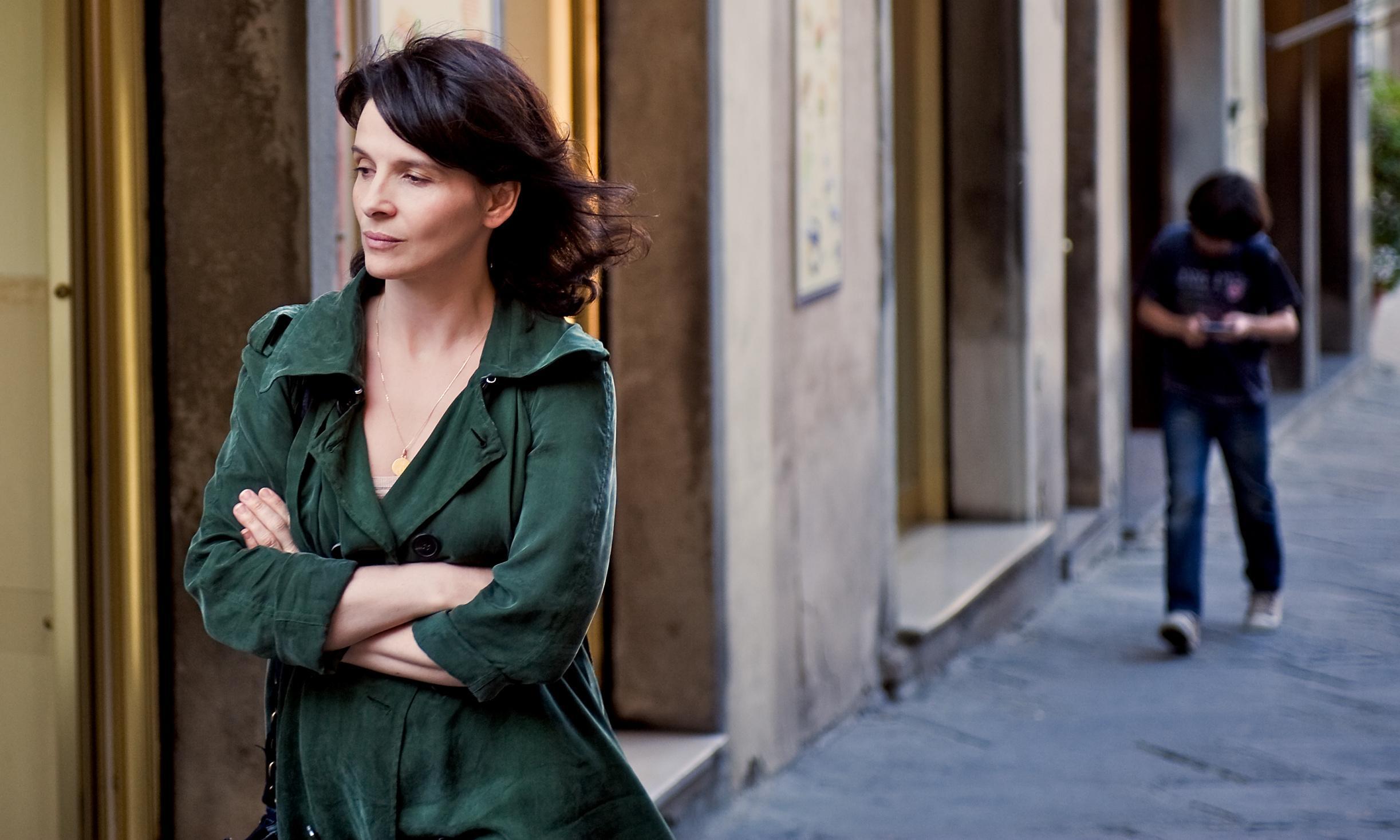 I'm a trans woman. Kiarostami's films helped me escape a prison of the mind