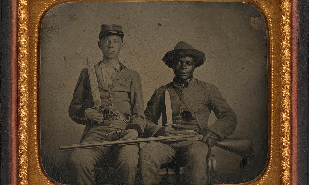 Black Confederates: exploding America's most persistent myth
