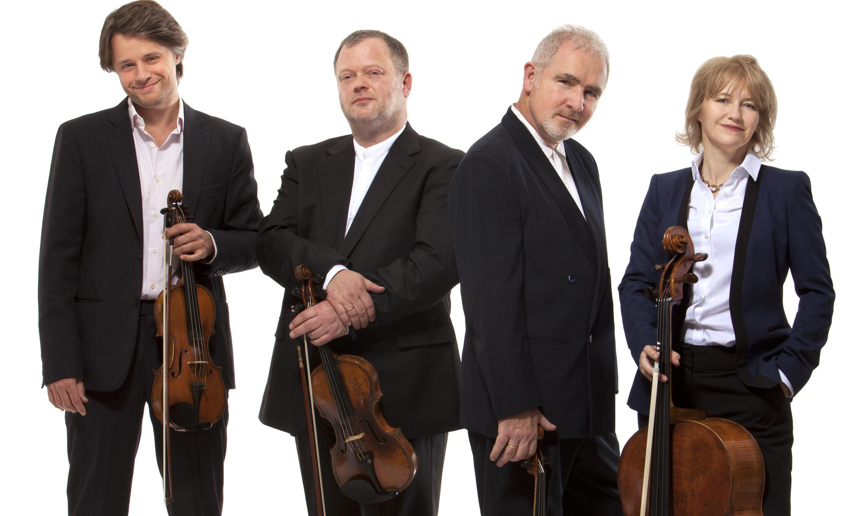 Elgar: String Quartet; Piano Quintet review