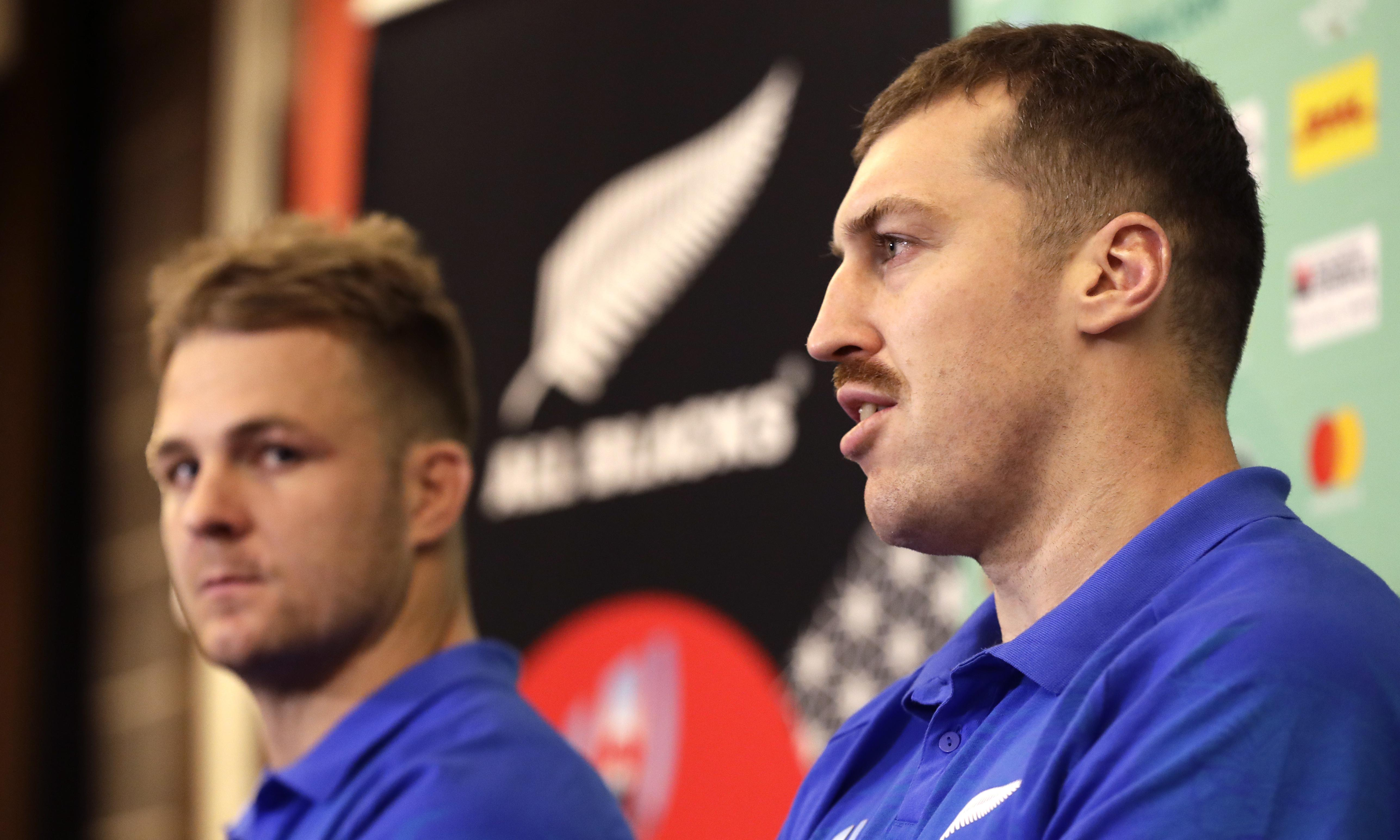 Memory of 2012 defeat to England still fresh in Brodie Retallick's mind