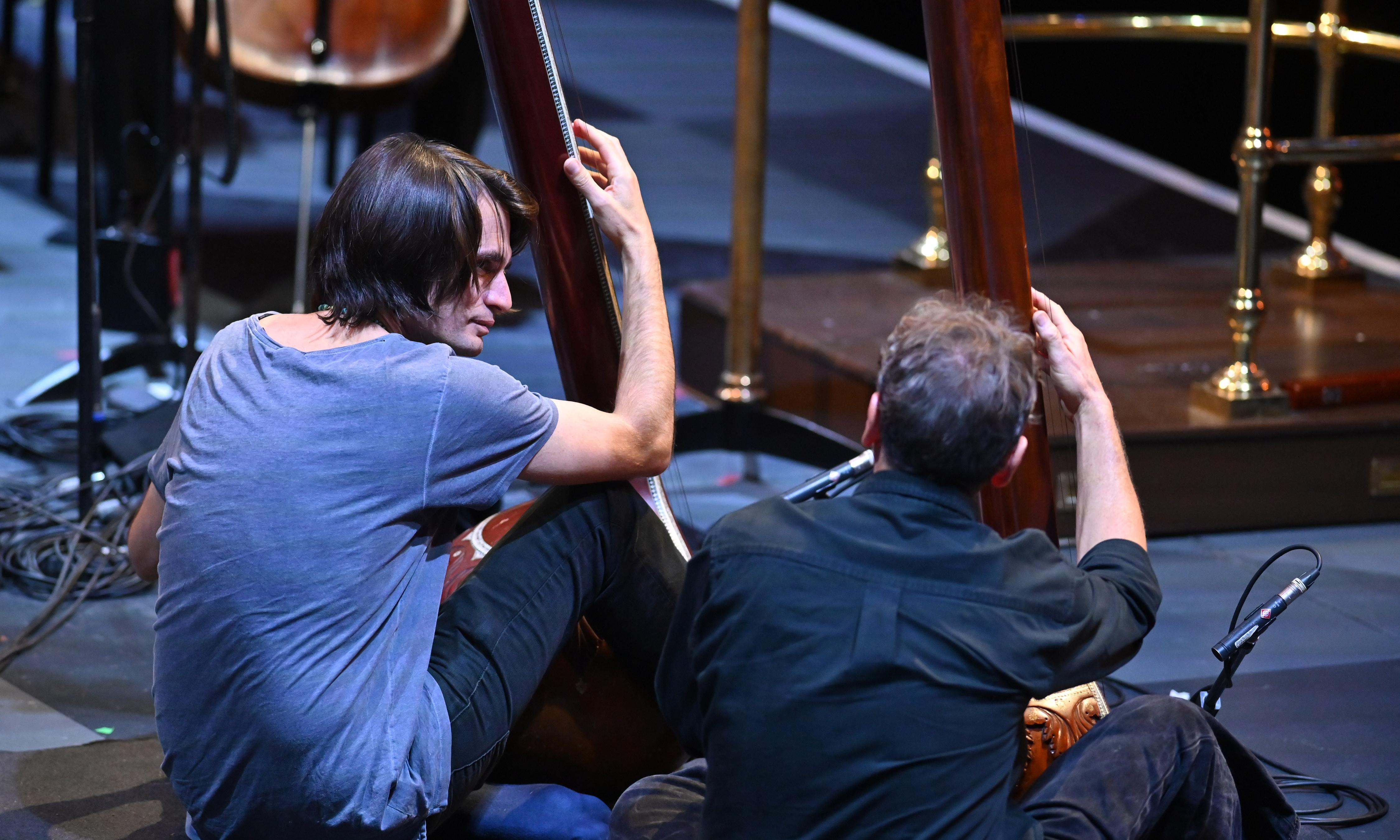 Prom 70: Jonny Greenwood/BBCNOW /Daniel Pioro/Brunt review – challenging and intense