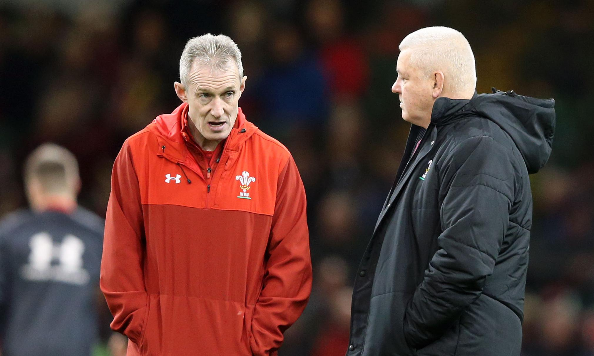 Rob Howley: a successful player and coach who struggled to win hearts