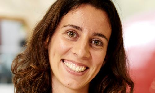 Dr Valentina Ferretti.