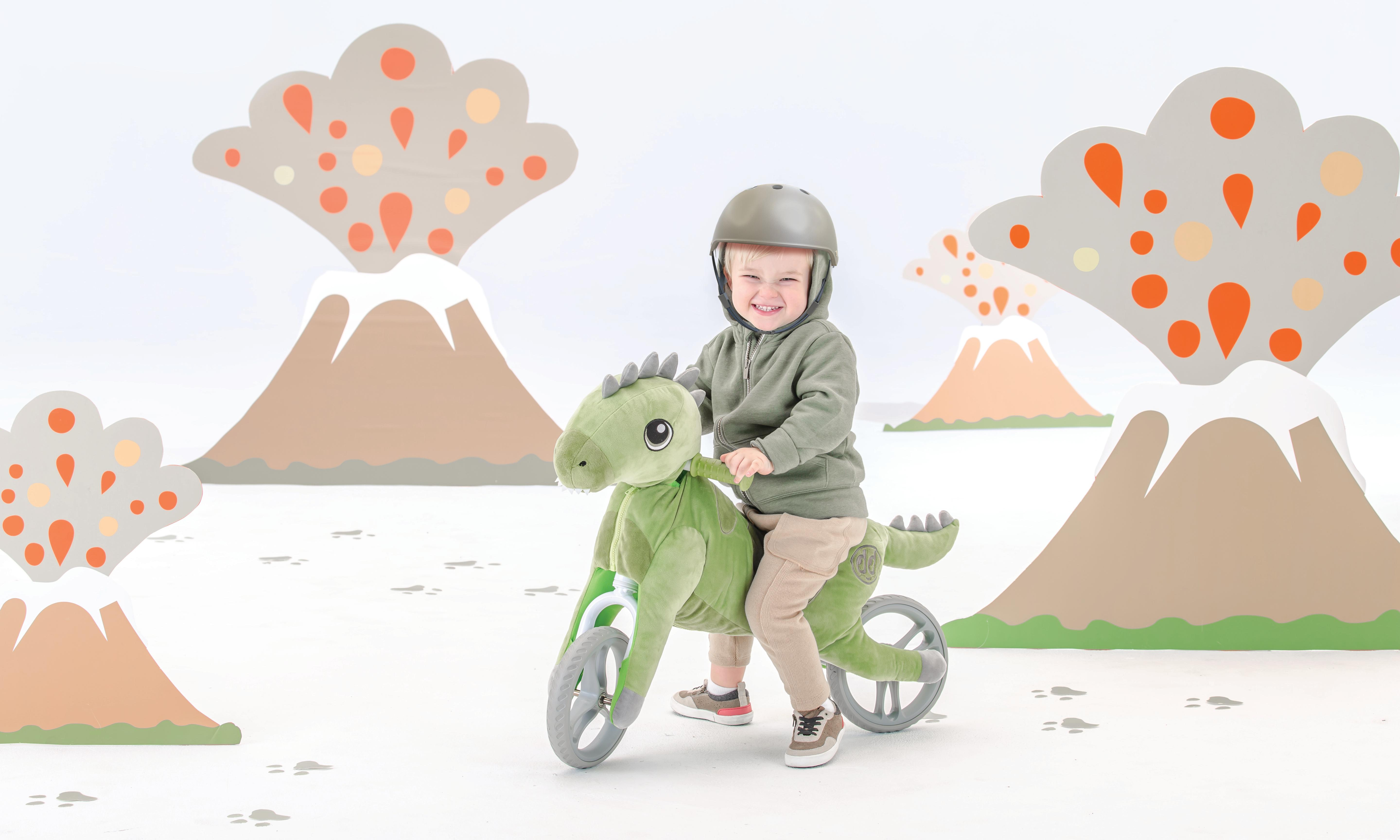 My Buddy Wheels: ride-on cuddly bikes for kids