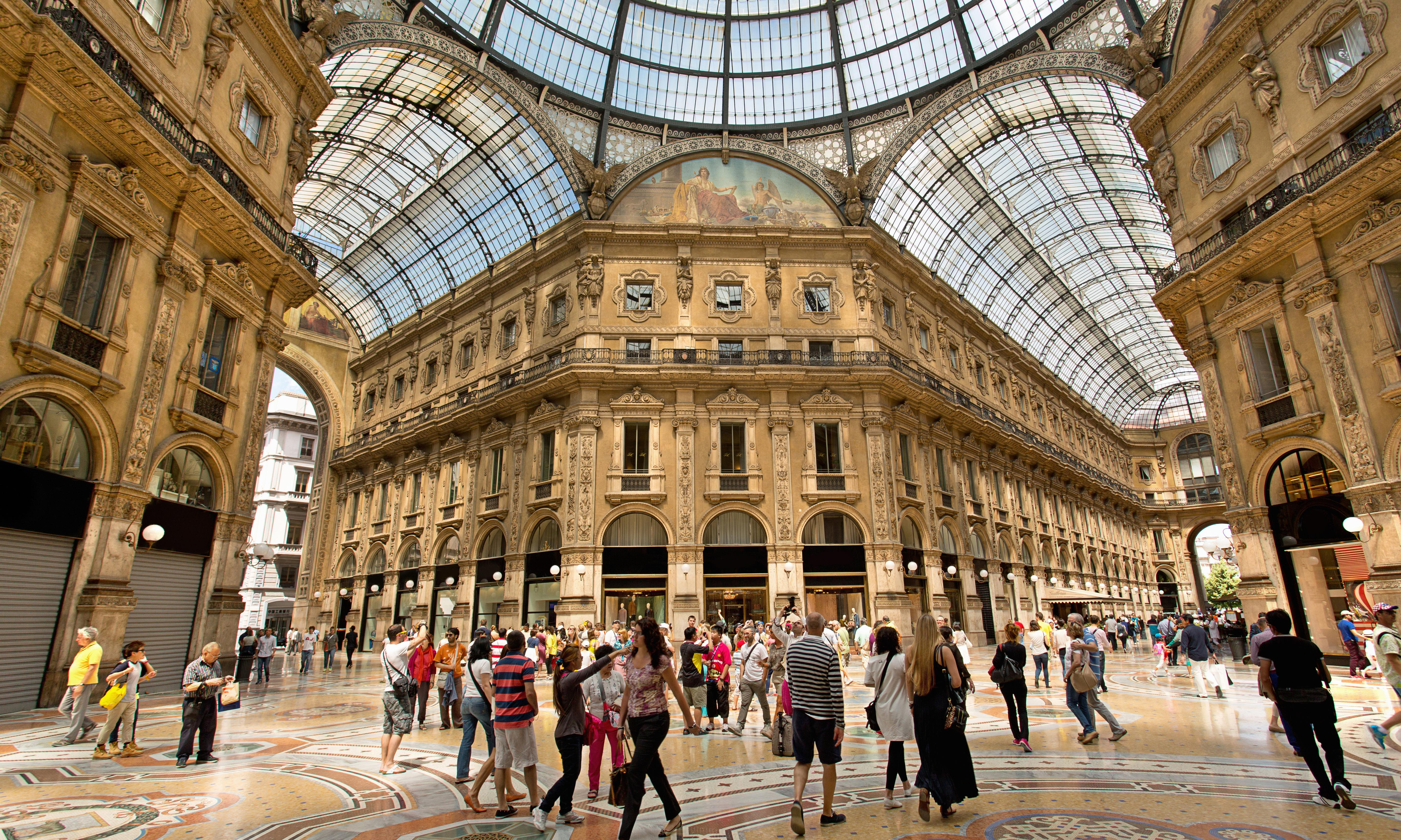 Dior and Fendi to pay record rents for space in Milan's Galleria mall