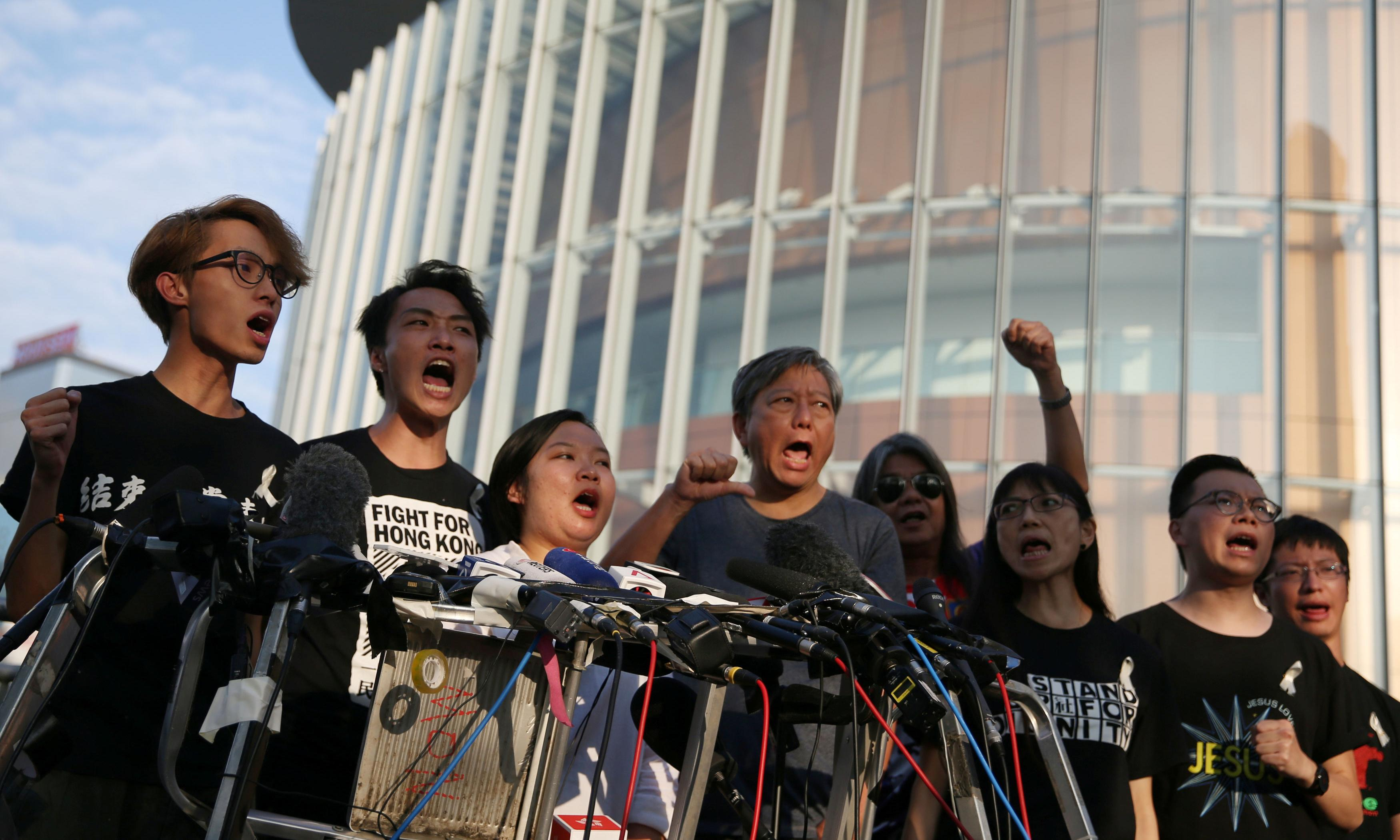 Hong Kong braces for second mass rally as protesters keep pressure on Carrie Lam