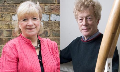 Polly Toynbee vs. Roger Scruton