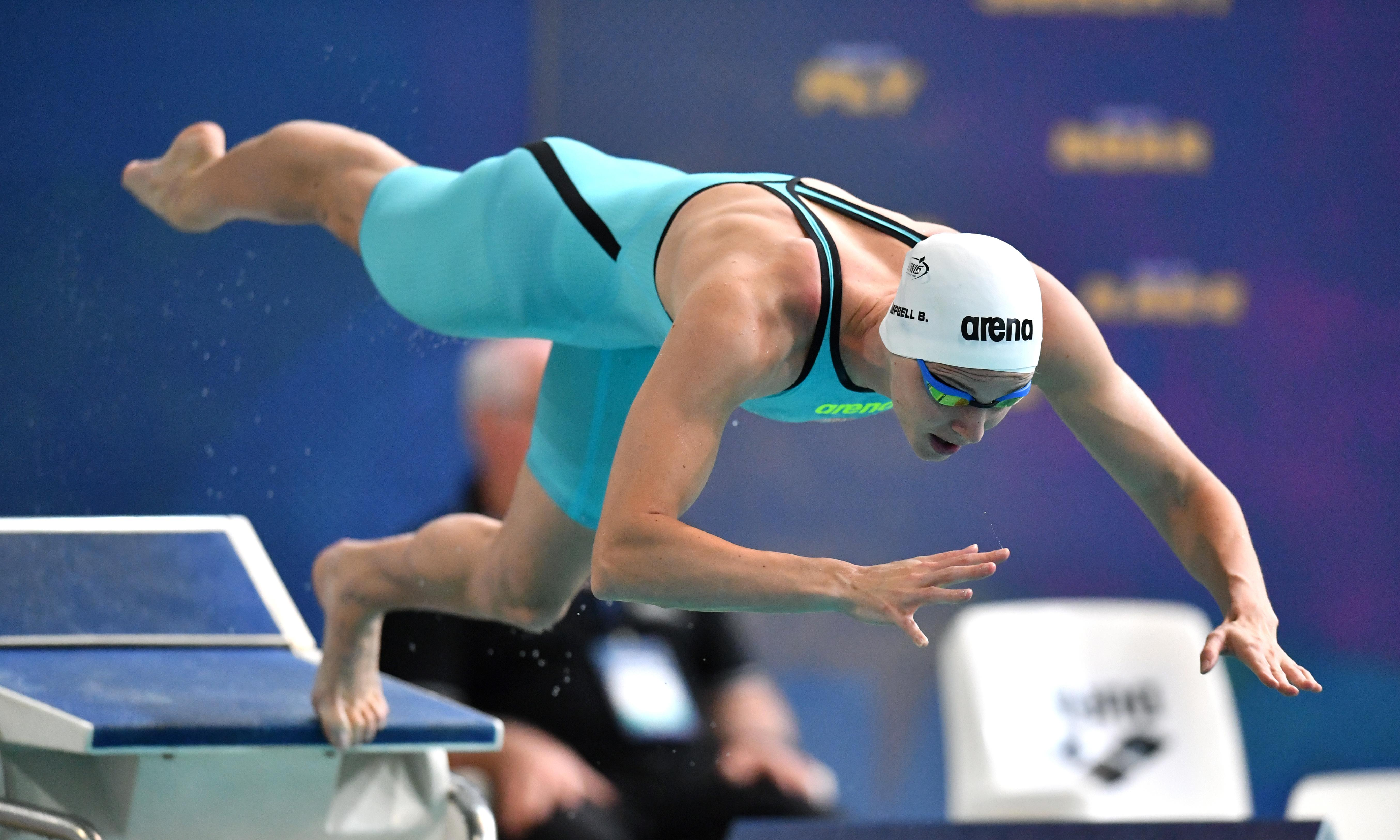 Making a splash: new big-money competition shakes up swimming